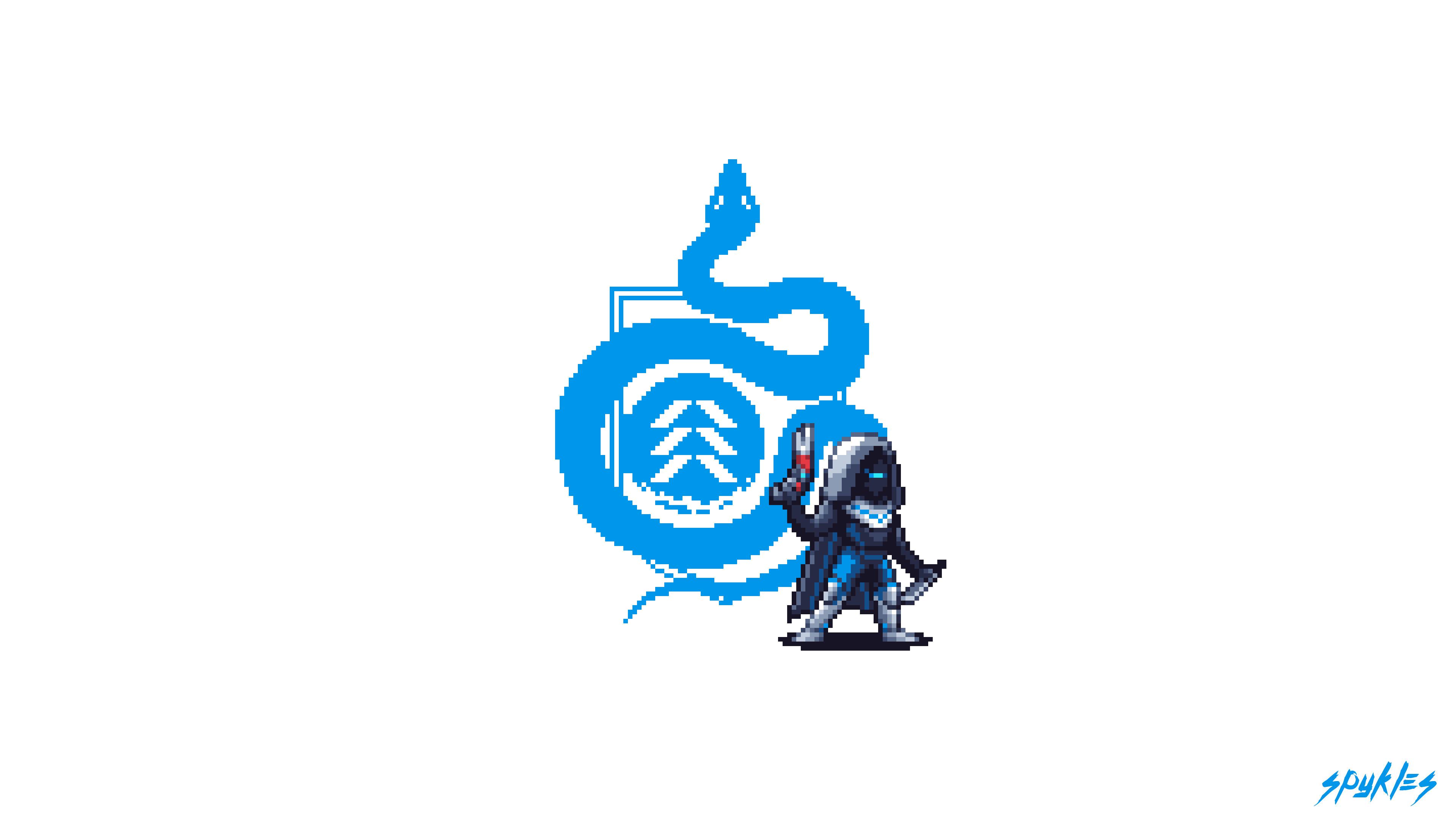 Destiny 2 Pixel Art Hunter