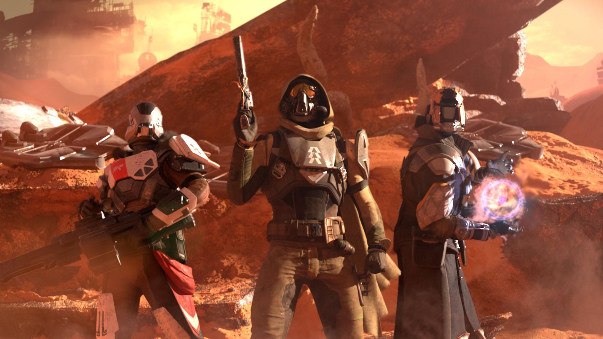 Warlock-Hunter-and-Titan-Screenshot-Destiny-Game-2014-