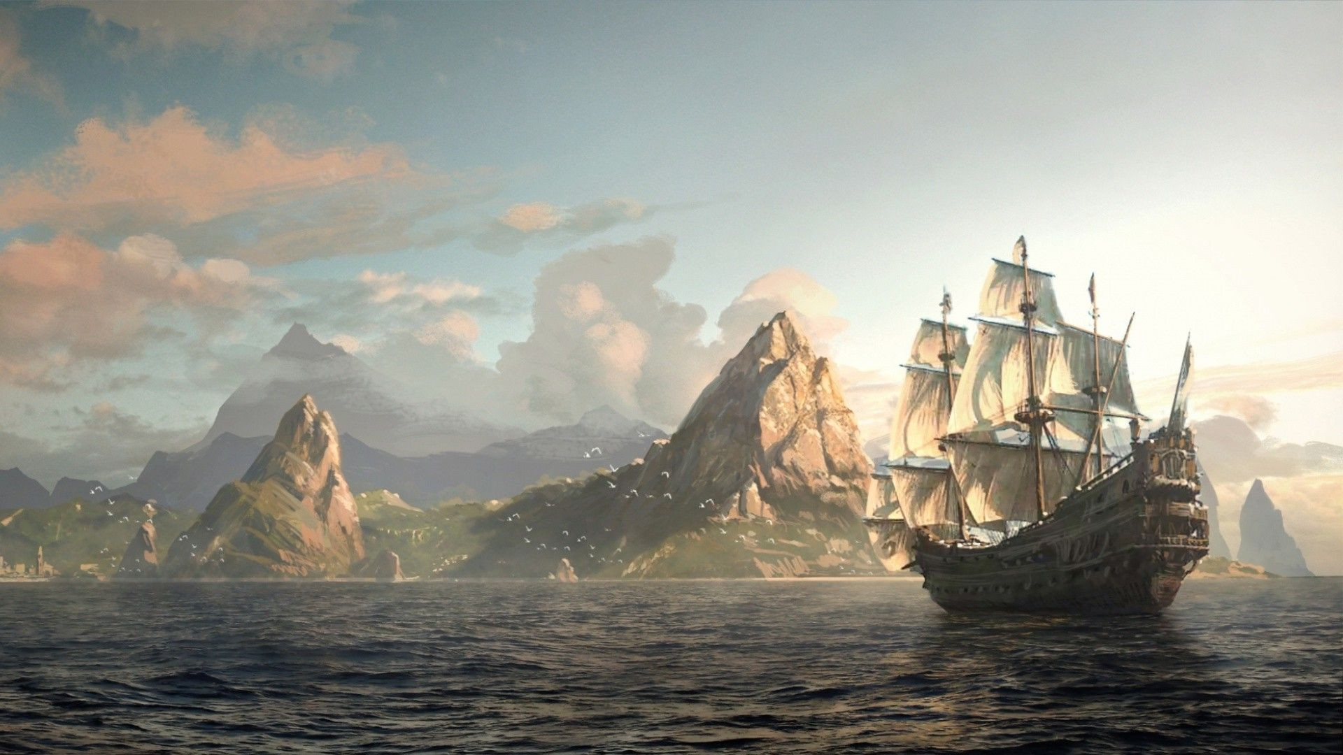 Assassin's Creed IV – Black Flag wallpaper #16147