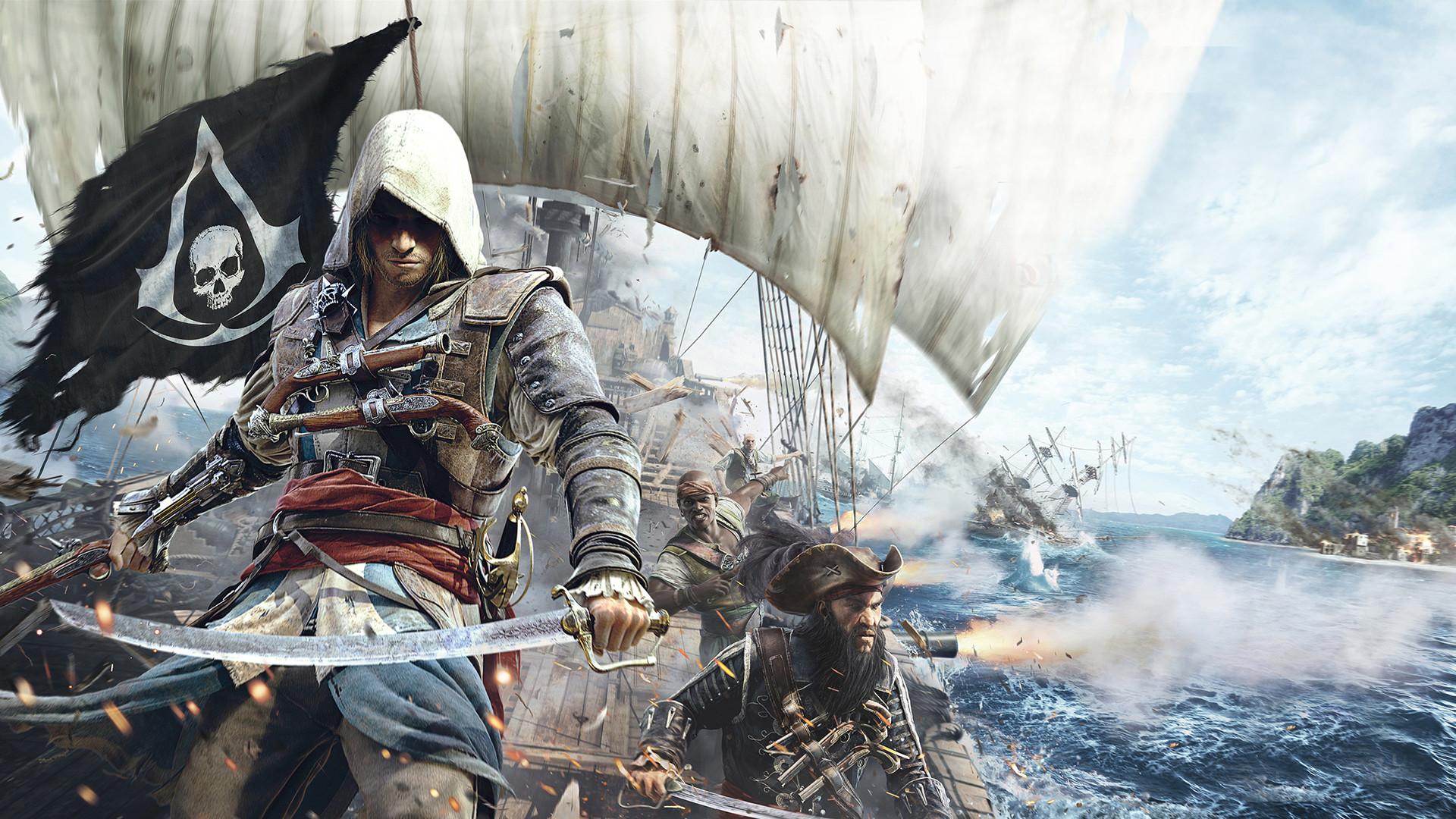 Assassins Creed 4 Black Flag Game