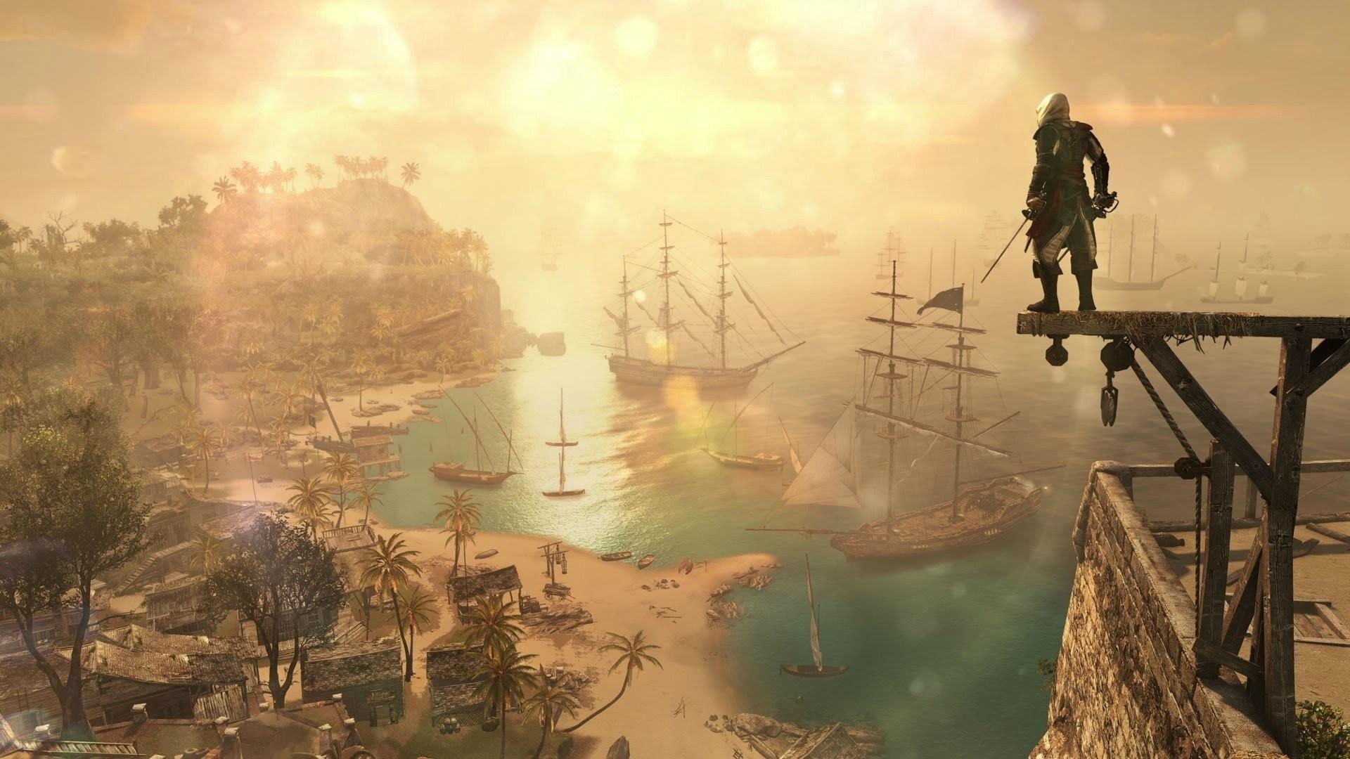 Assassin's Creed IV: Black Flag Edward Kenway · HD Wallpaper | Background  ID:475378