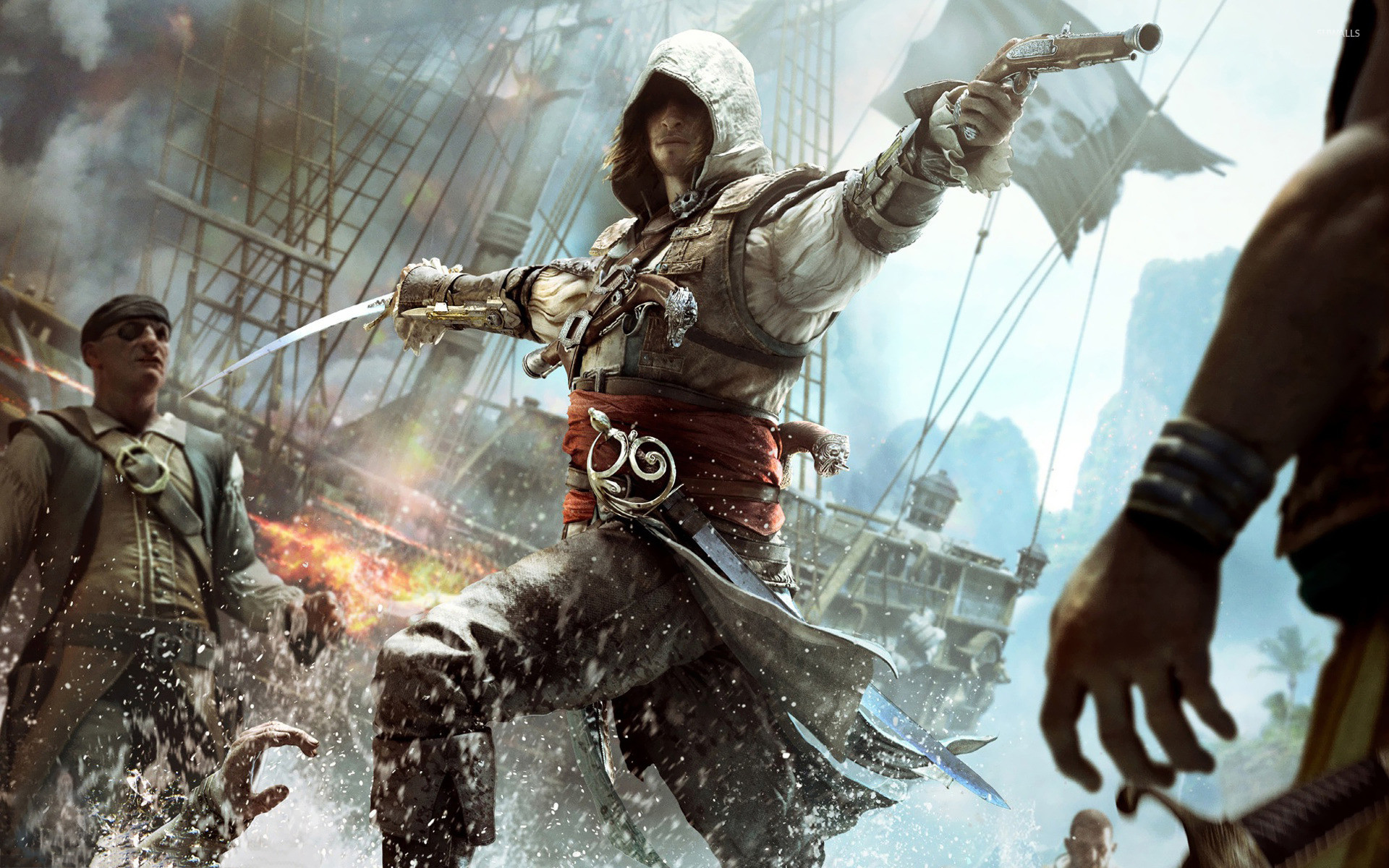 Assassin's Creed IV: Black Flag [8] wallpaper jpg