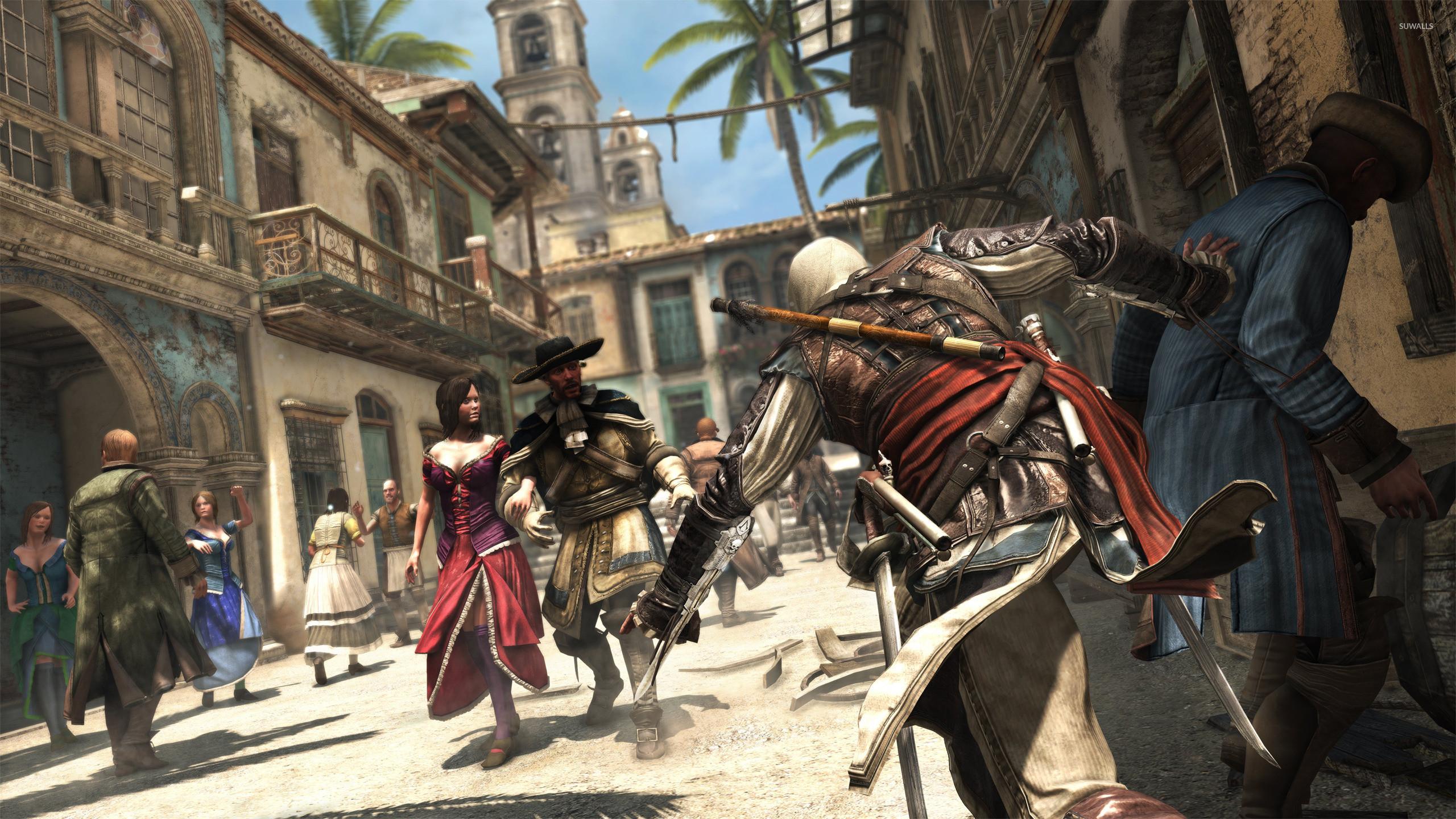 Assassin's Creed IV: Black Flag [11] wallpaper jpg