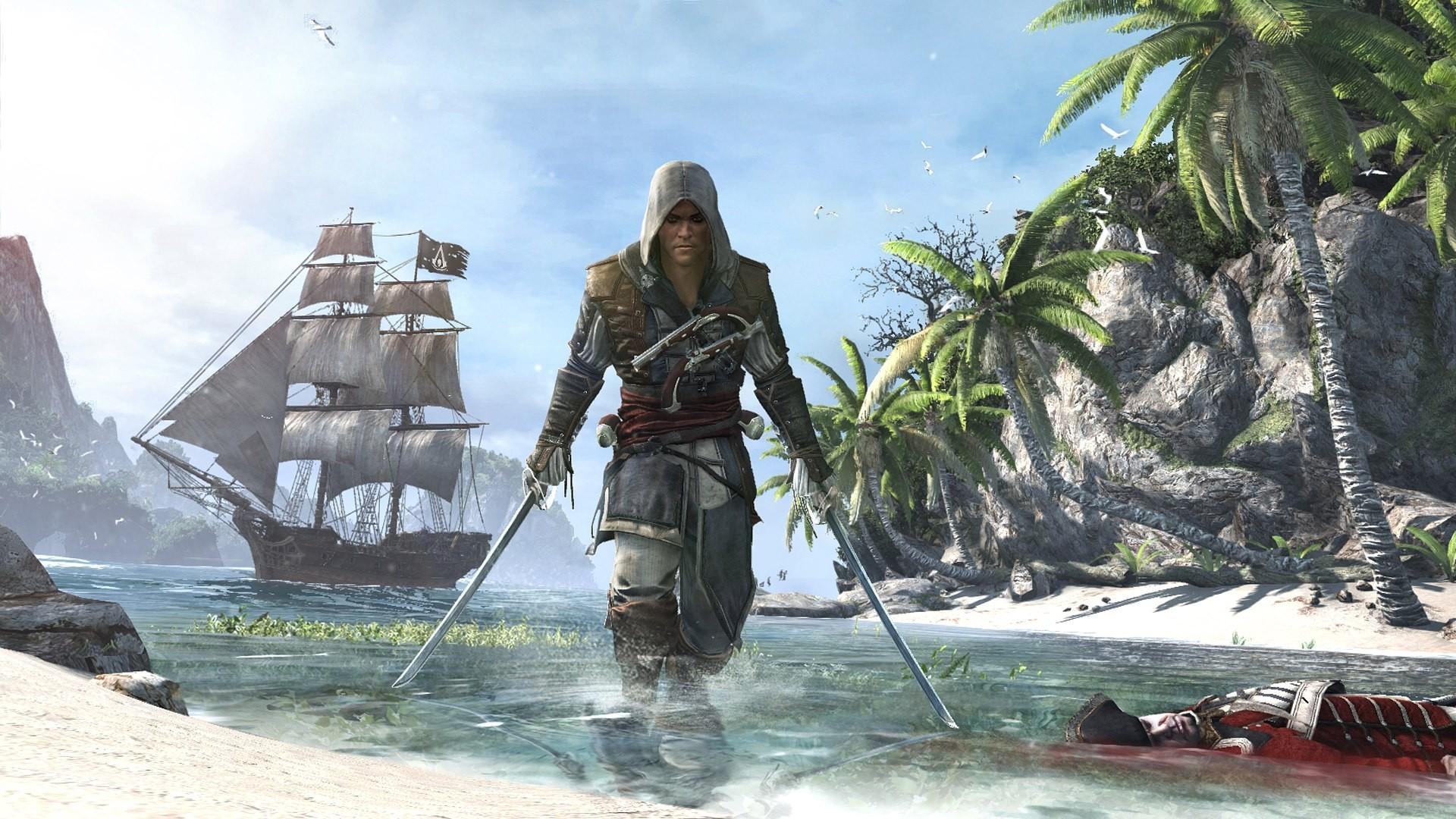 Video Game – Assassin's Creed IV: Black Flag Wallpaper