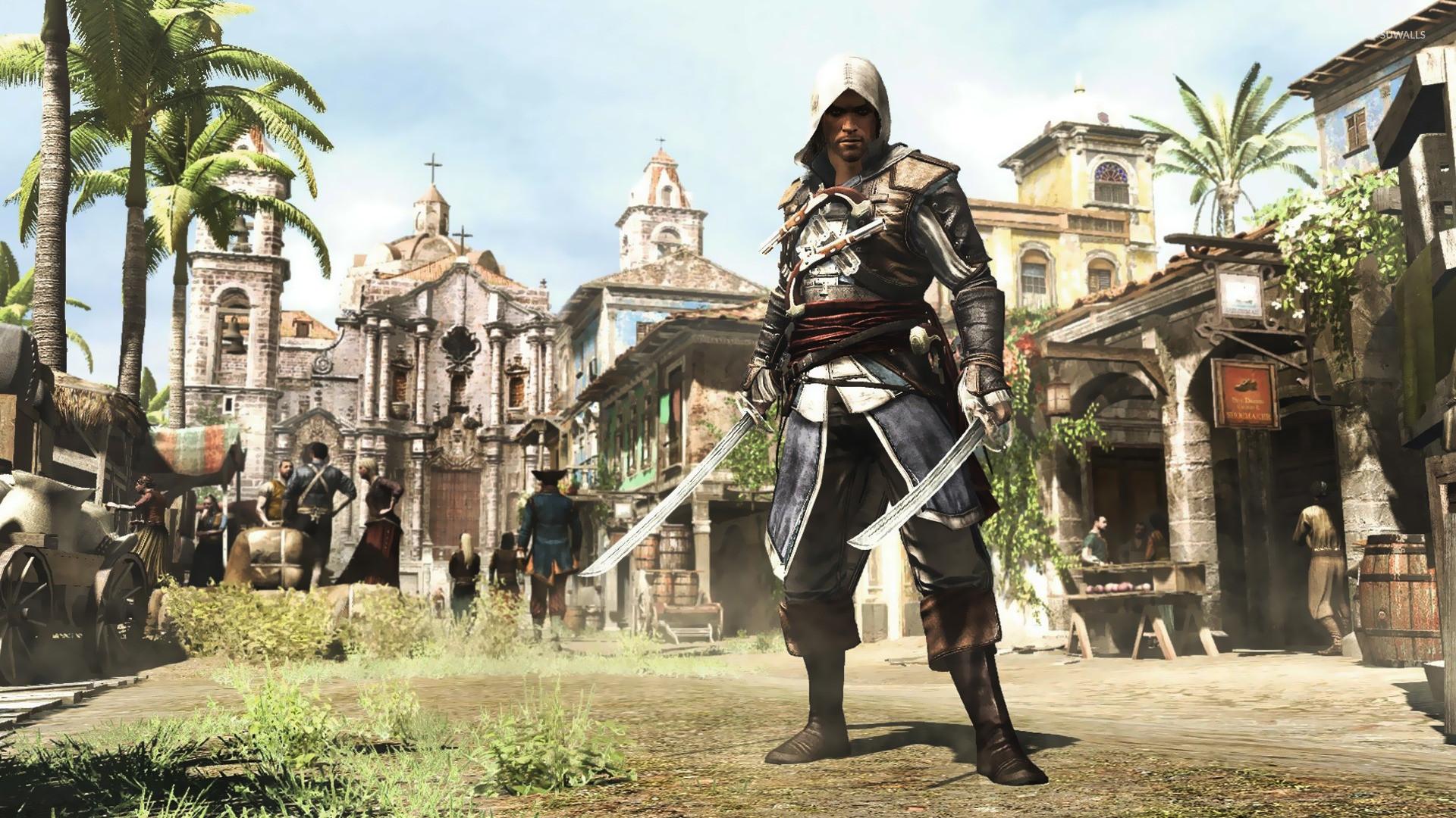 Edward Kenway – Assassin's Creed IV: Black Flag [4] wallpaper