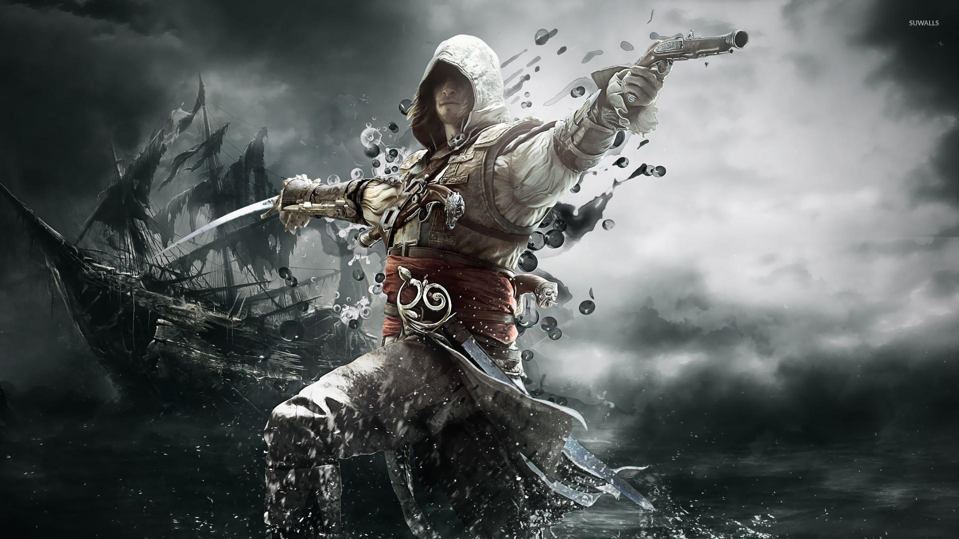 Edward Kenway – Assassin's Creed IV: Black Flag [2] wallpaper jpg