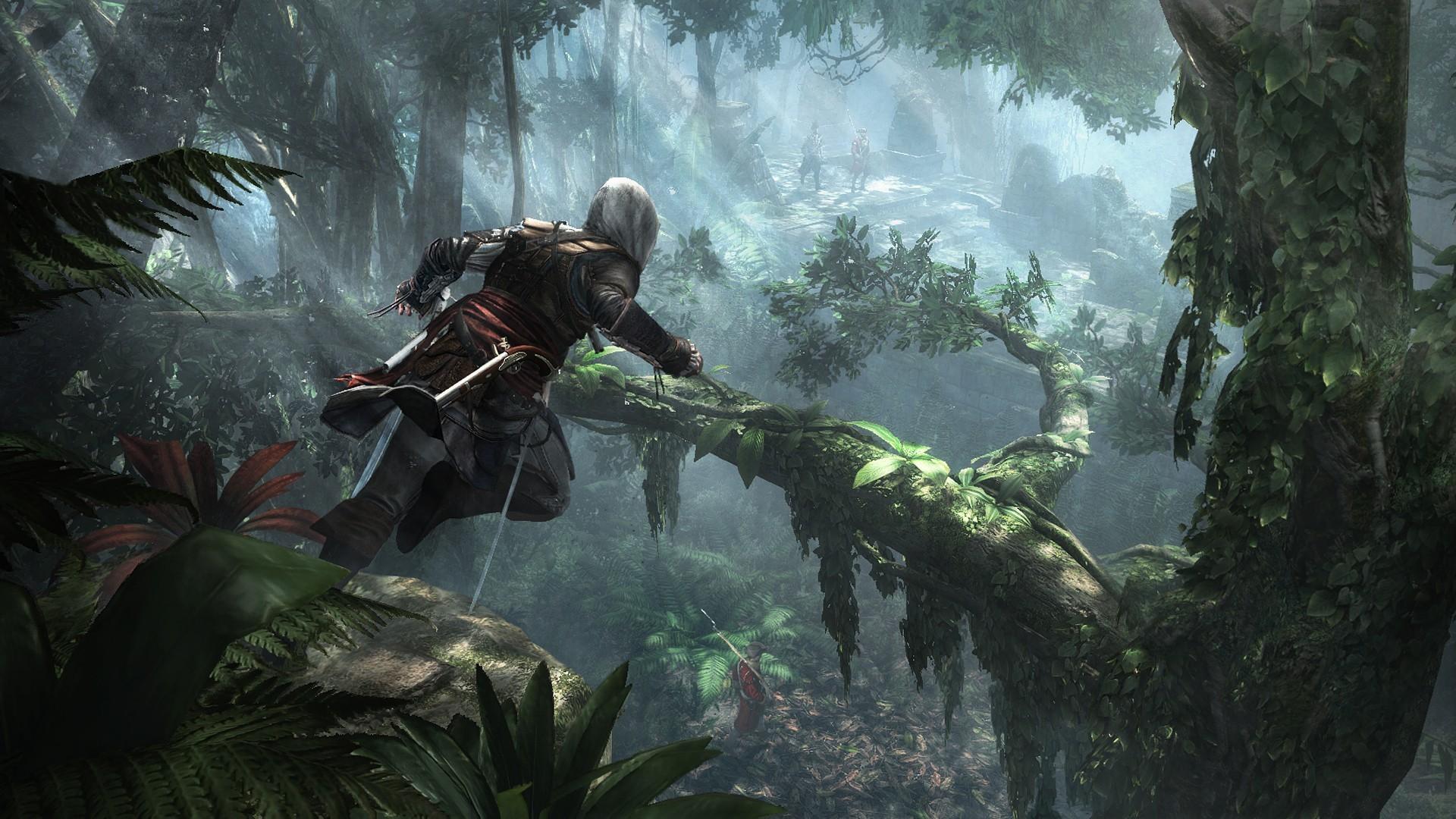 Report RSS Assassin's Creed IV: Black Flag Wallpaper (view original)