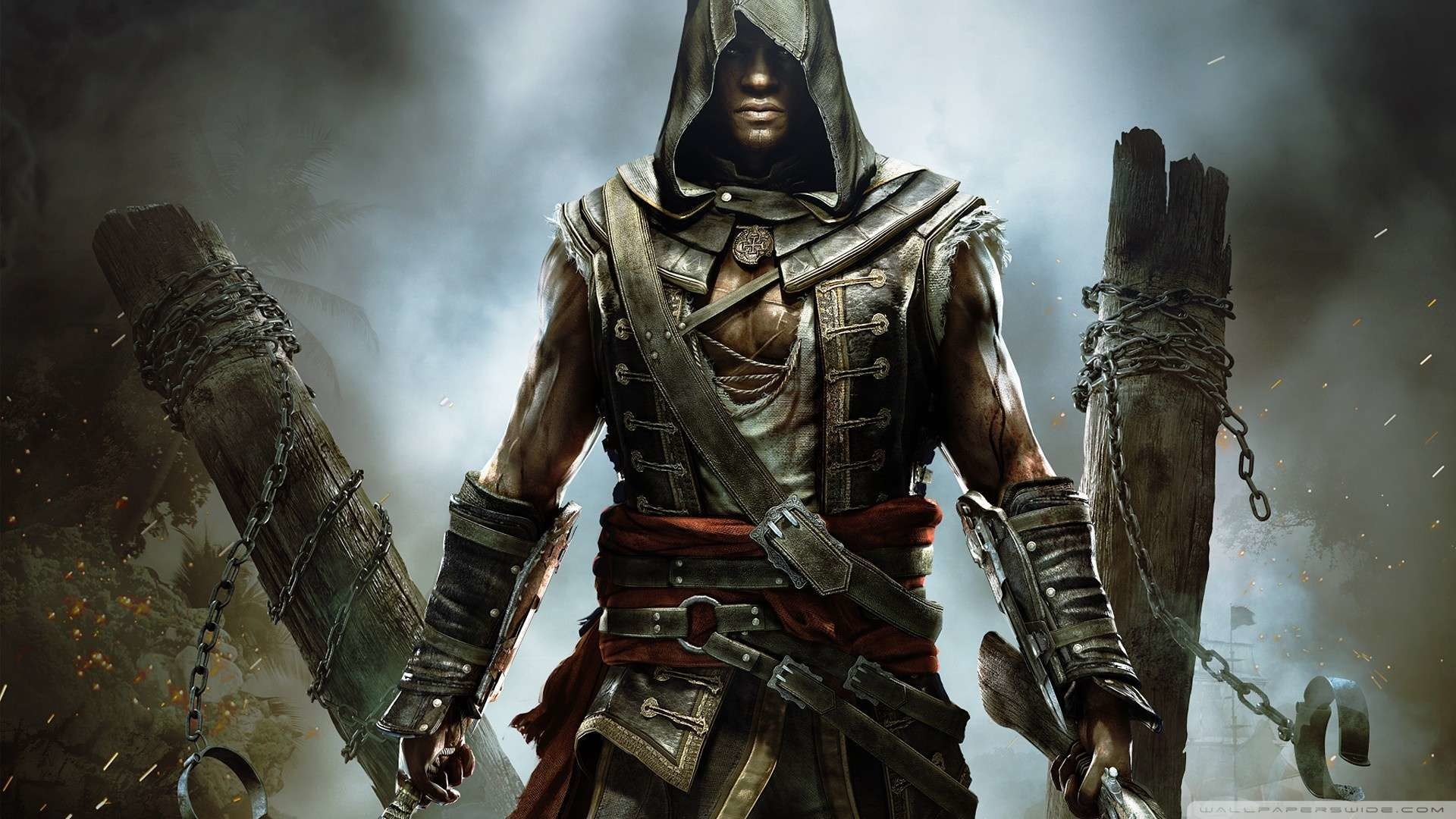 Assassin's Creed Black Flag Wallpapers – WallpaperSafari
