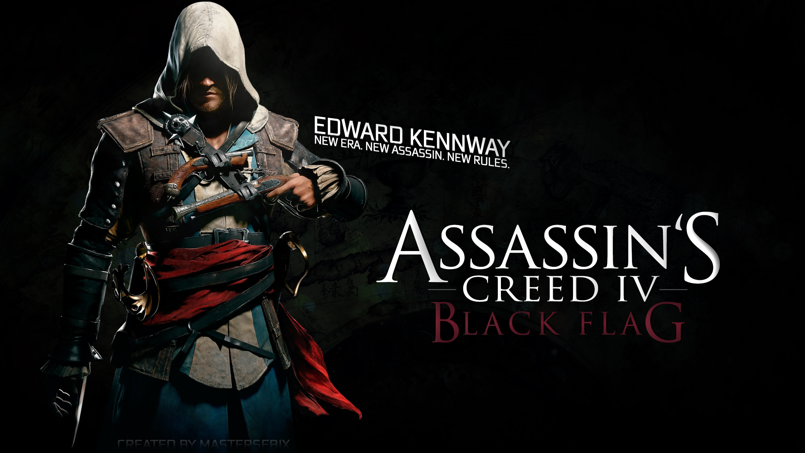 Assassin's creed IV new character