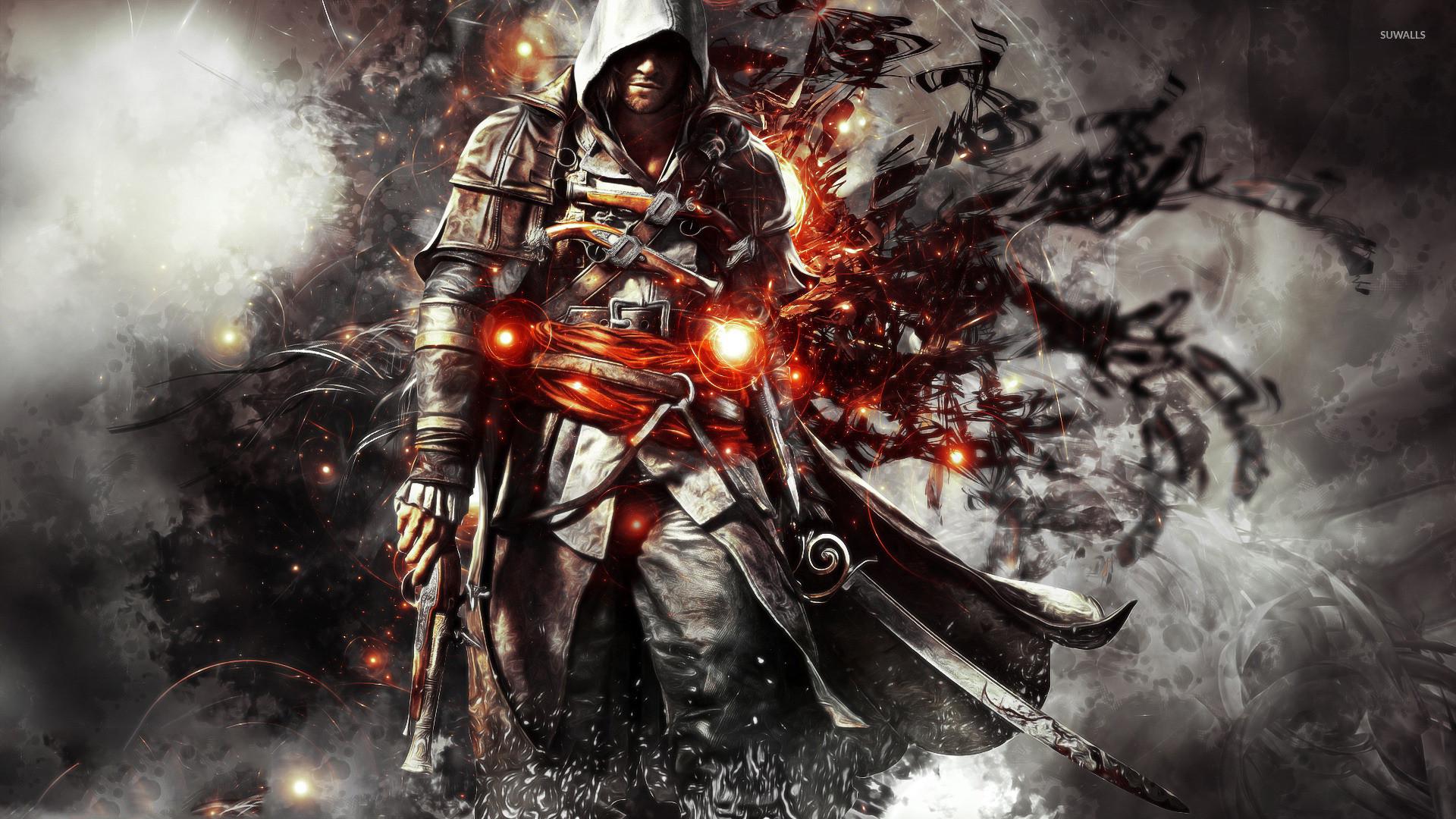 Edward Kenway – Assassin's Creed IV: Black Flag wallpaper jpg