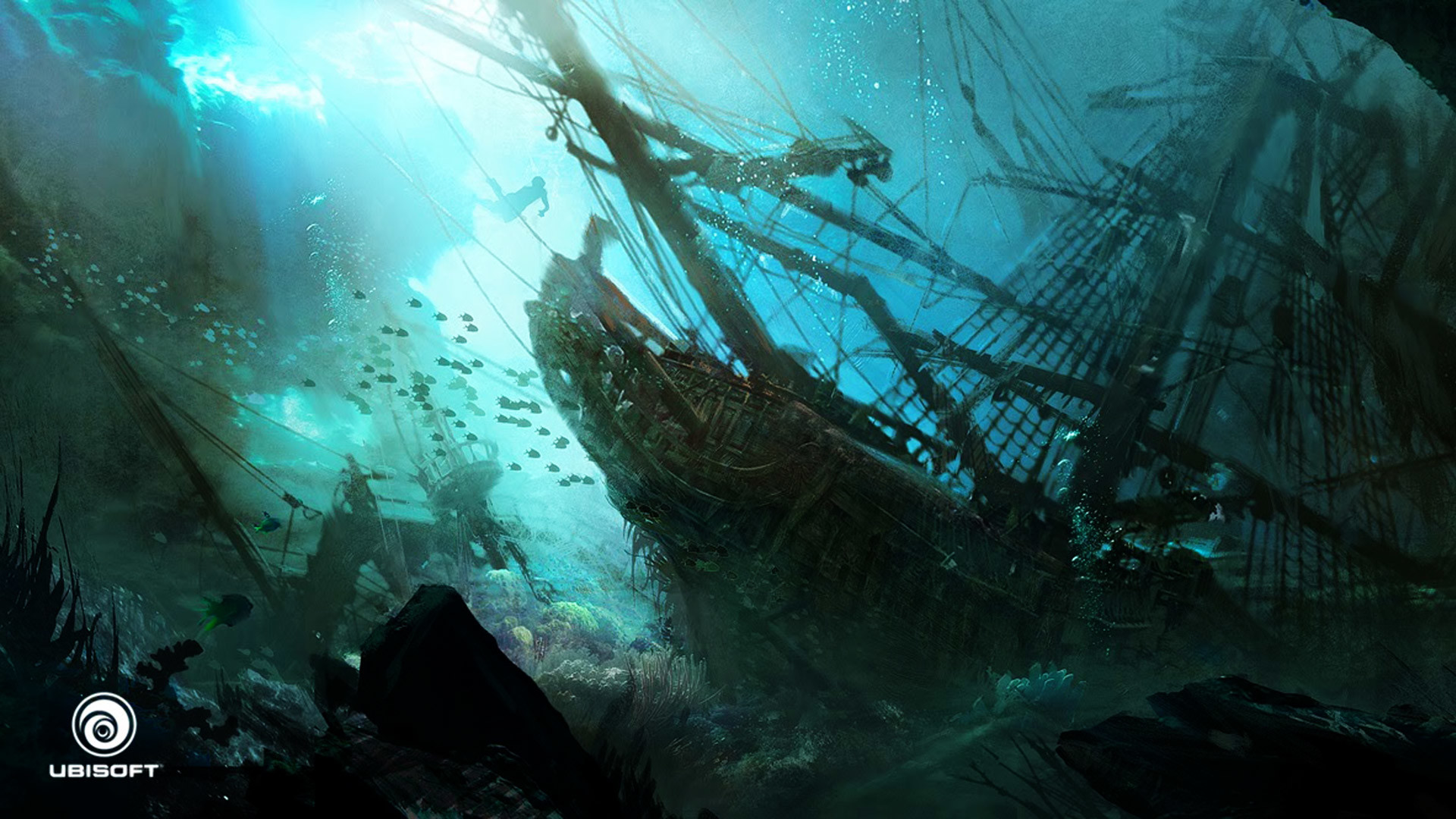 Free Assassin's Creed IV: Black Flag Wallpaper in 1920×1080