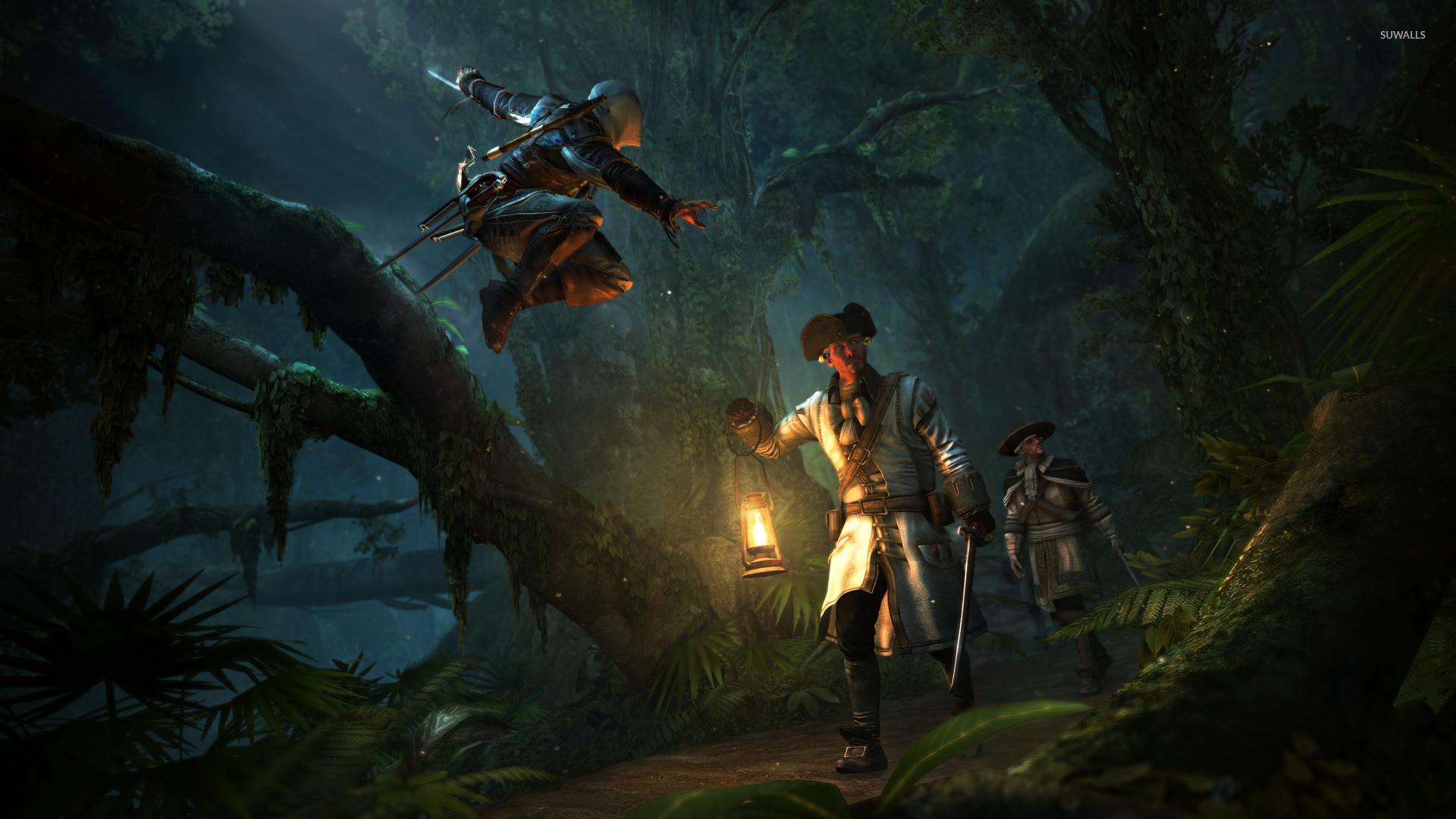 Assassin's Creed IV: Black Flag [14] wallpaper