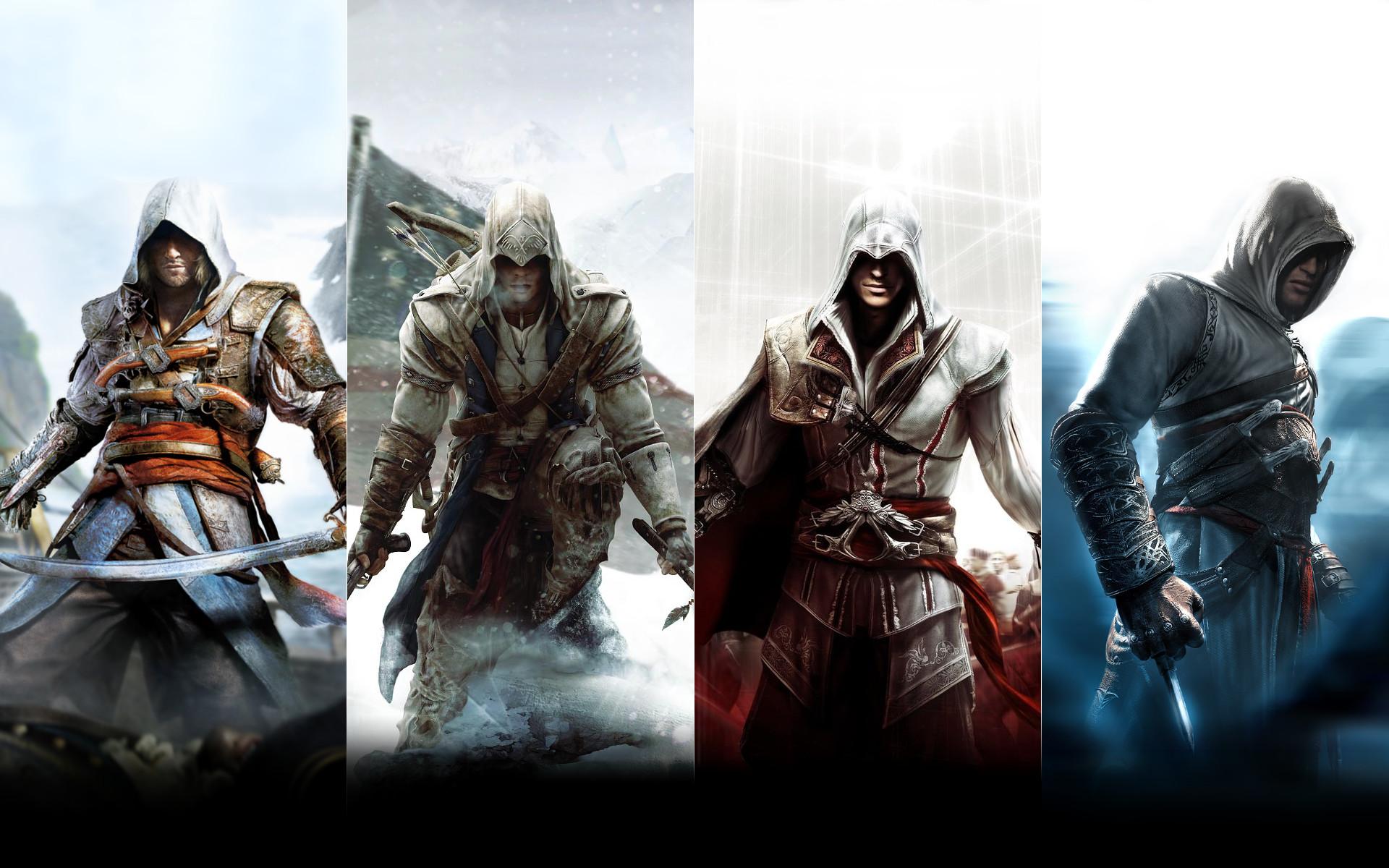 … Assassin's Creed IV – Black Flag HD Wallpaper 1920×1200