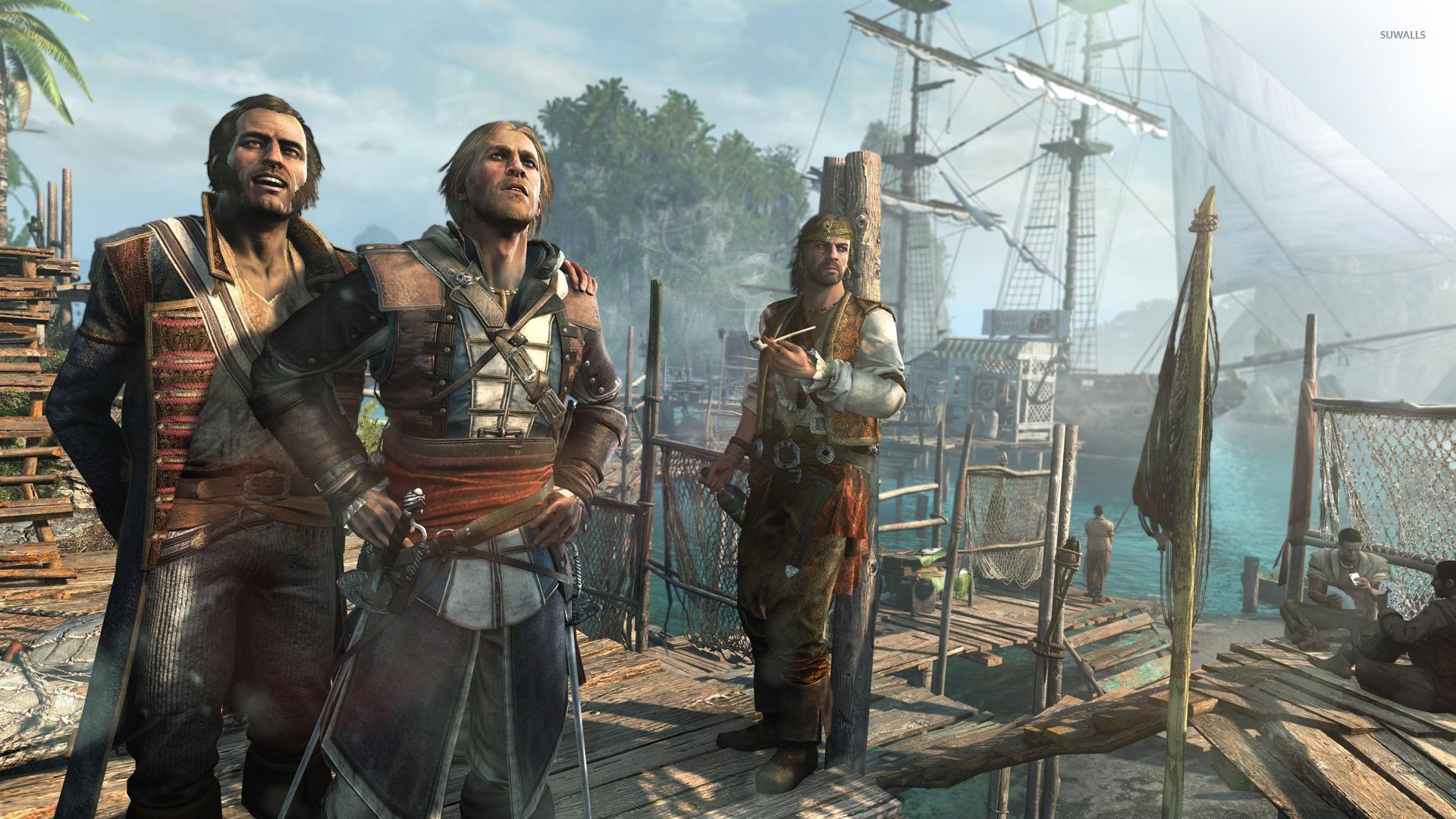 Assassin's Creed IV: Black Flag [22] wallpaper