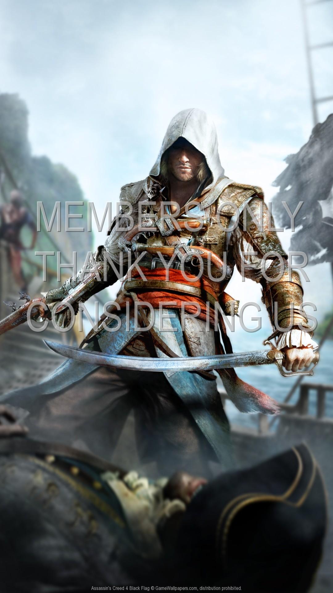 Assassin's Creed 4: Black Flag 1920×1080 Mobile wallpaper or background 04