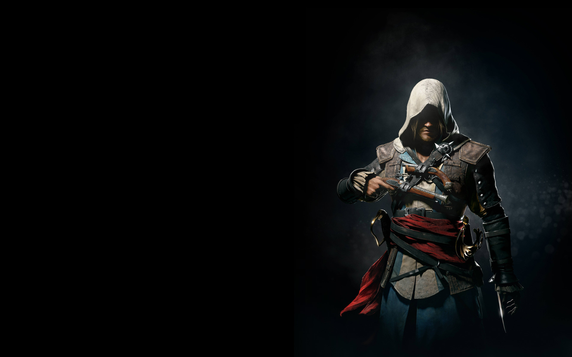 Free Assassin's Creed IV: Black Flag Wallpaper in 1920×1200