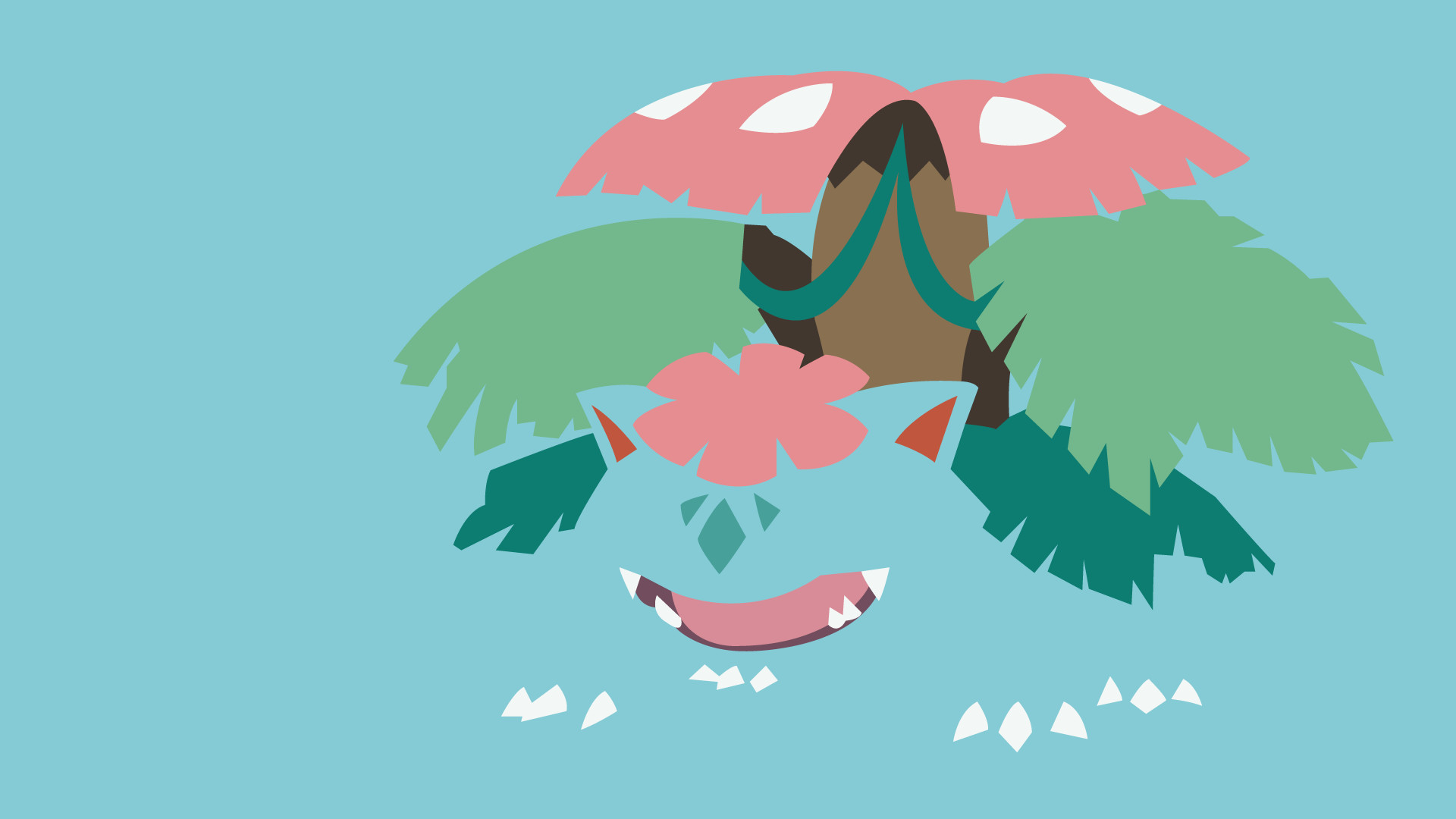 151 Pokémon Wallpapers + Mega Evolutions + Some Shinies