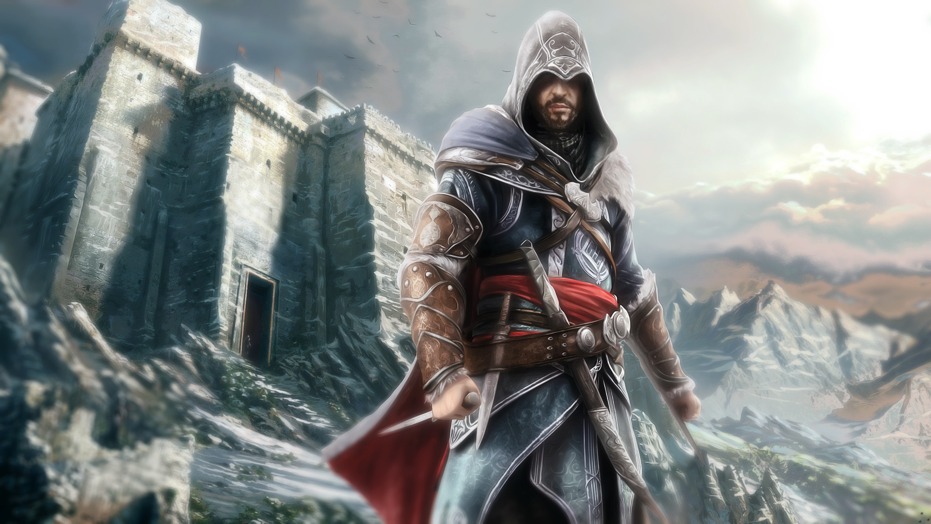 Assassin's Creed: Revelations Full HD Wallpaper