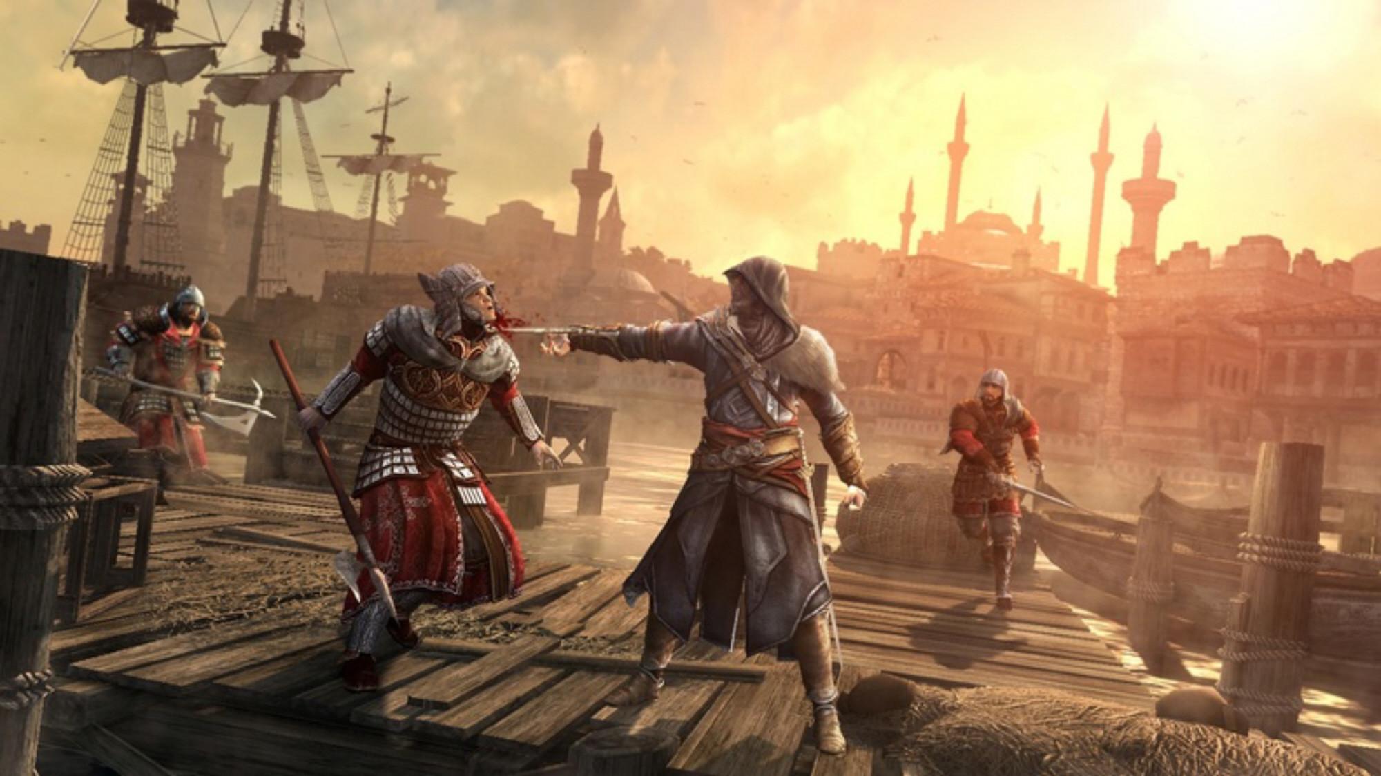 Download Assassin's Creed Revelations Wallpaper