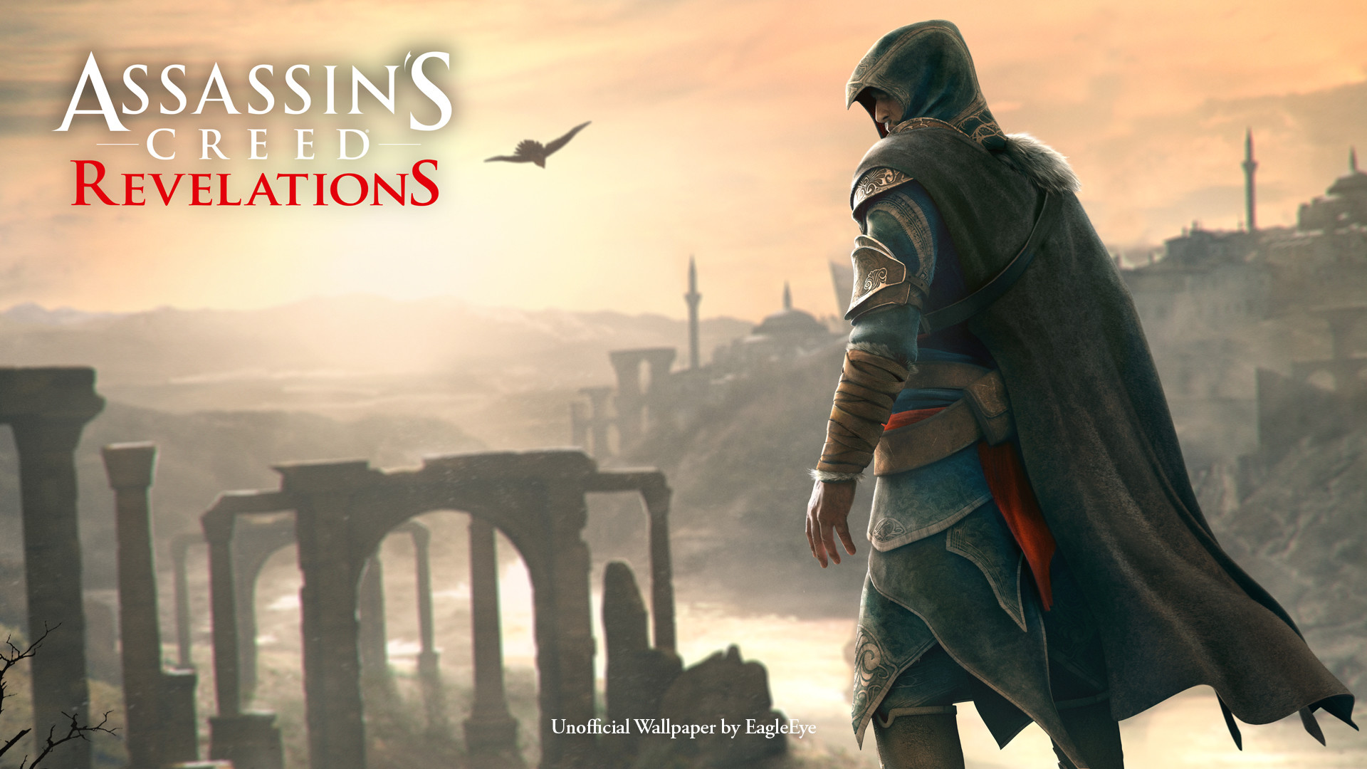 Assassins Creed Revelations Wallpaper 1920×1080