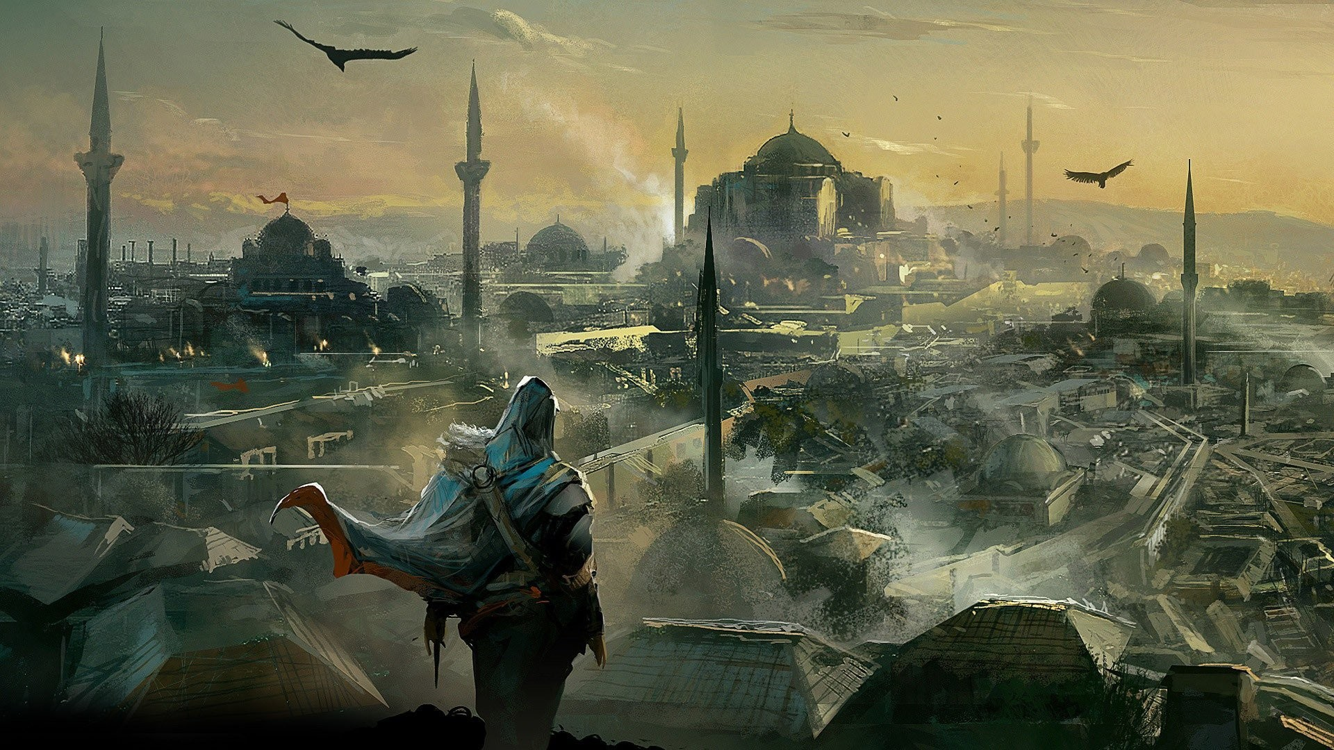 Constantinople – Assassin's Creed Revelations