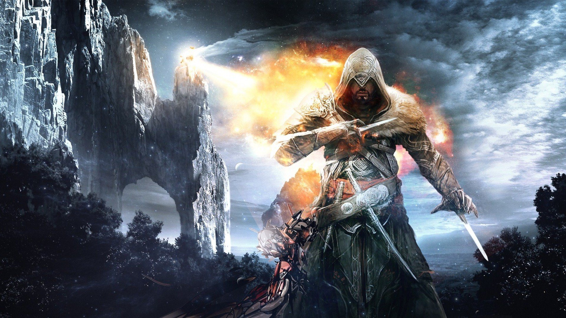 Assassin's Creed: Revelations HD wallpapers #11 – 1920×1080.