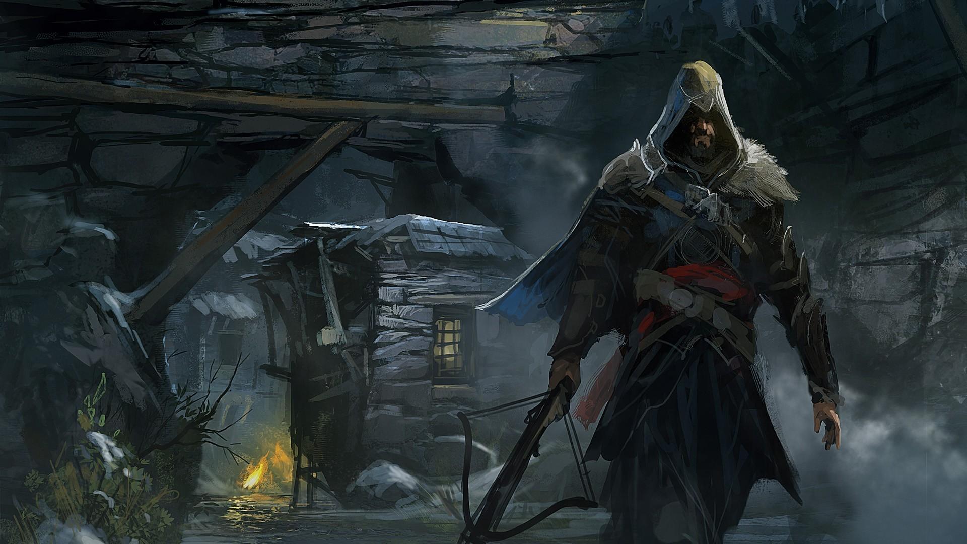 Assassins Creed: Revelations Wallpaper HD