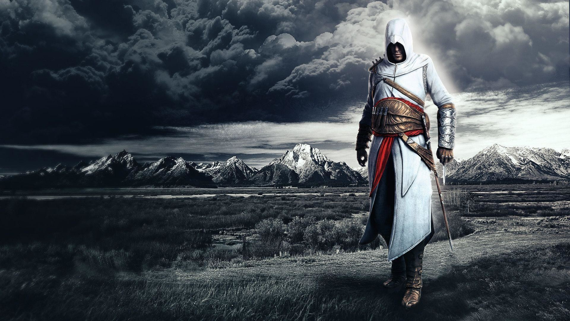 Images For > Assassins Creed Altair Wallpaper