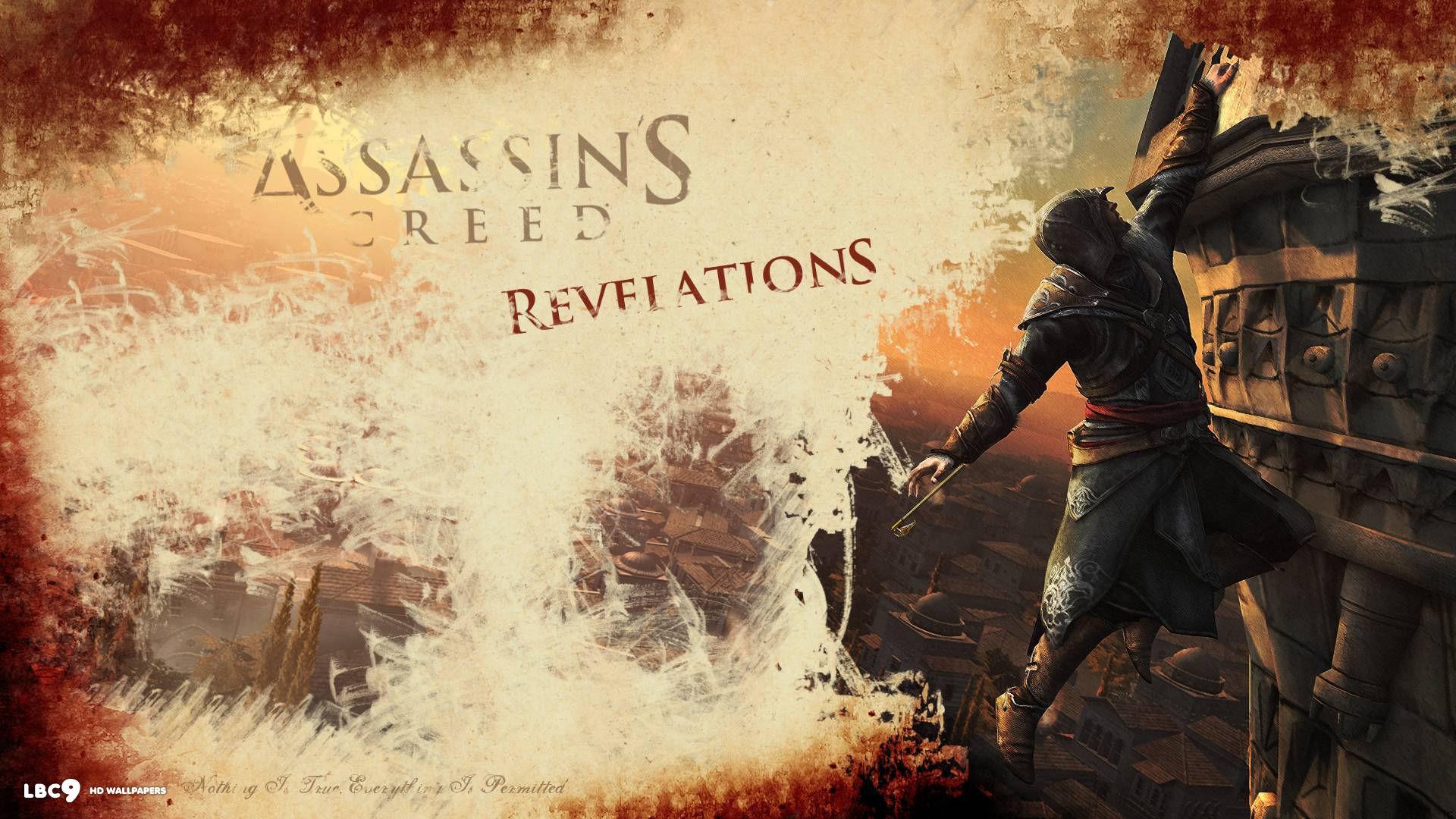 assassins creed revelations wallpaper hd