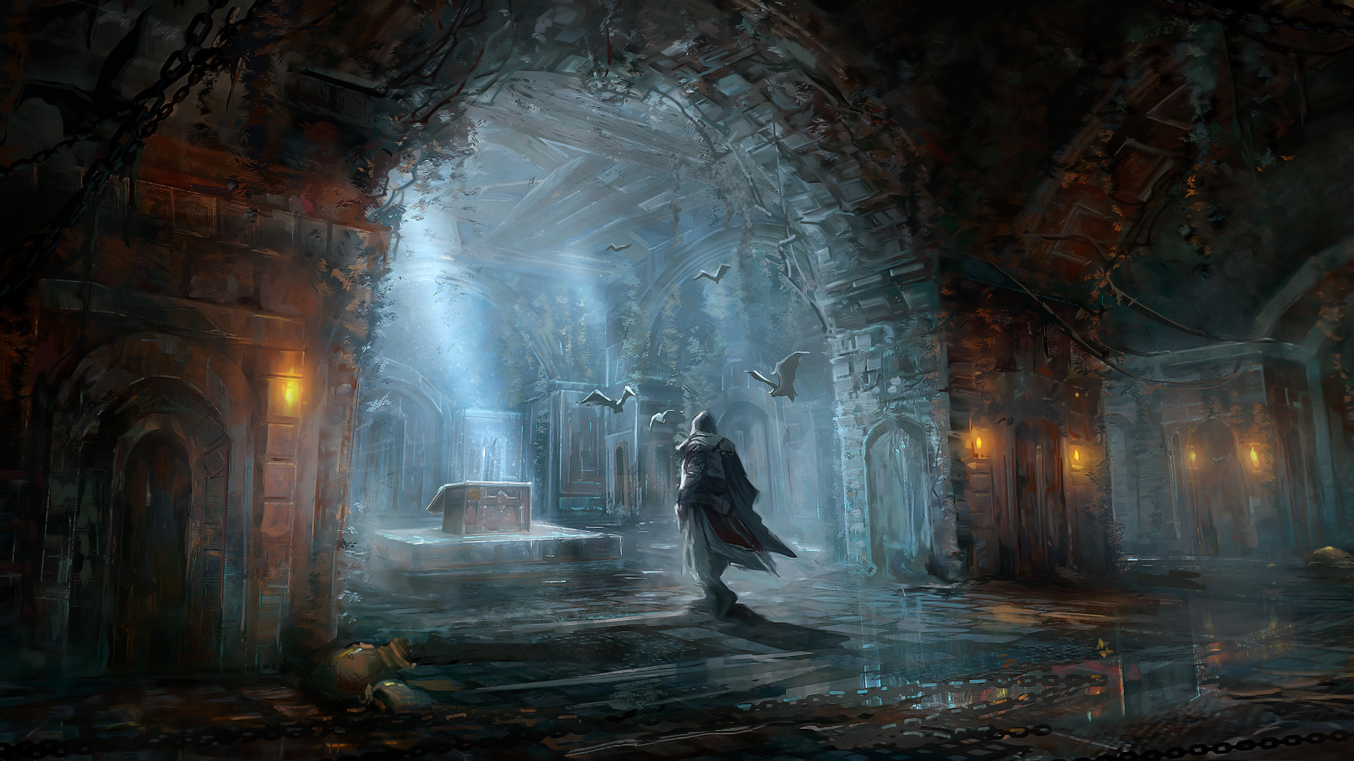 Next Art · Prev Art. Assassin's Creed Revelations
