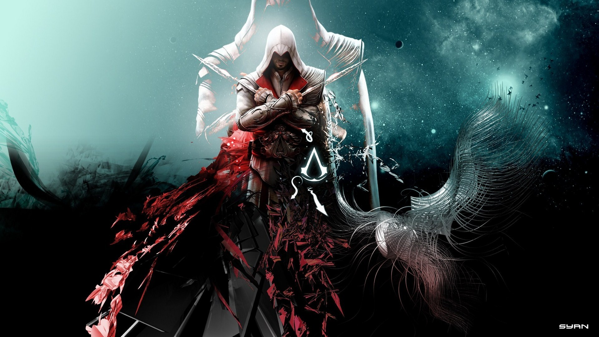 Assassin's Creed: Revelations HD wallpapers #13 – 1920×1080.