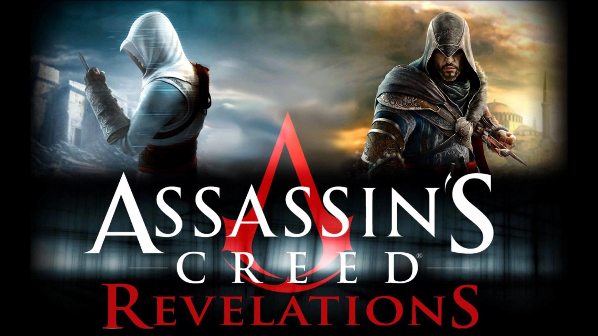 Assassin's Creed Revelations Soundtracks – 2 – 17 Investigation HD – YouTube
