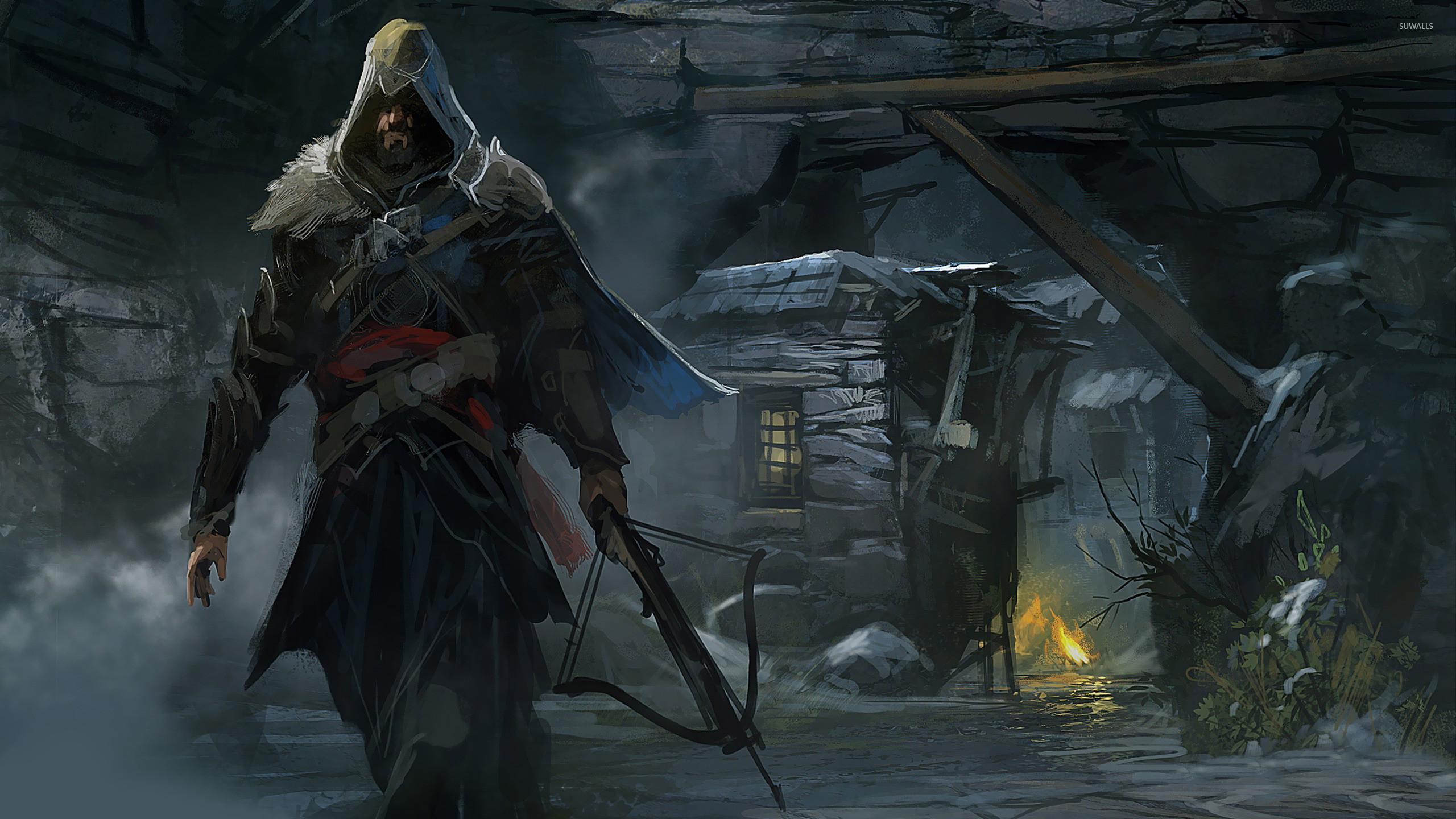 Assassin's Creed: Revelations [11] wallpaper