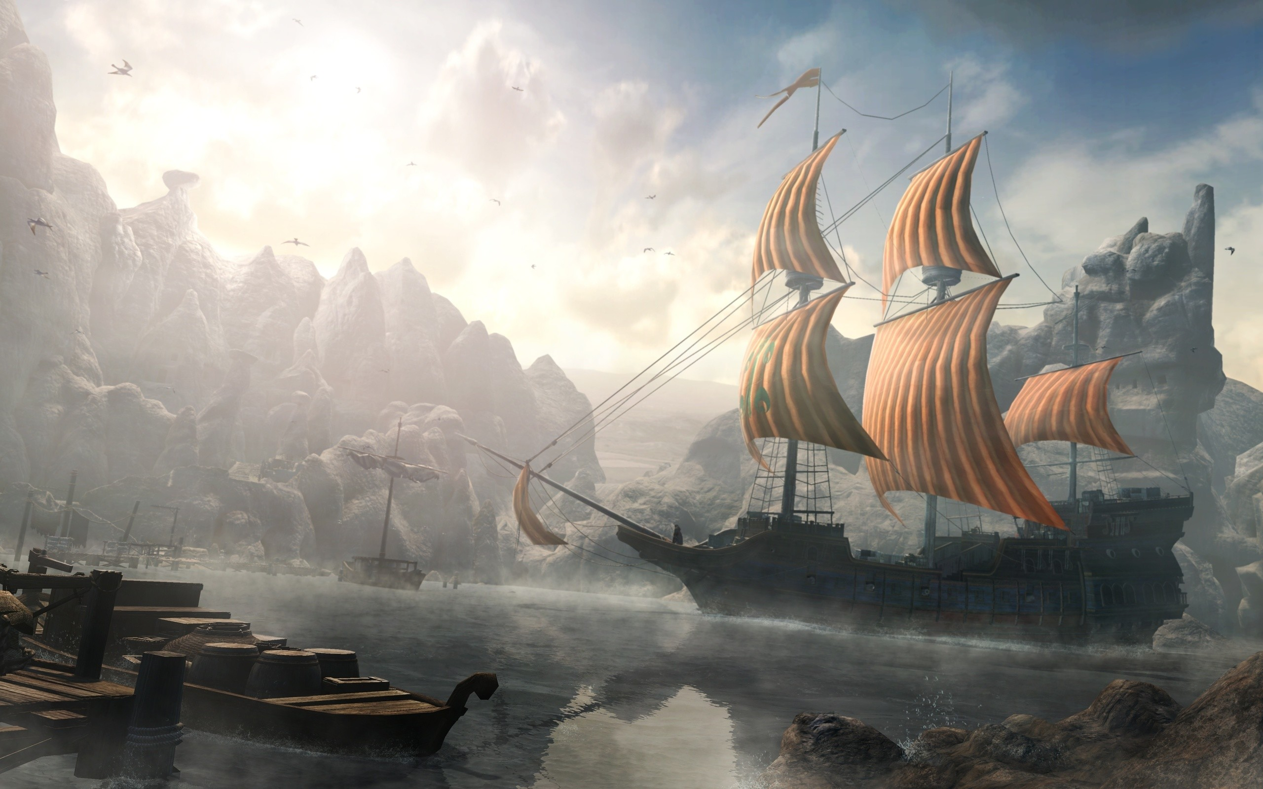Video Game – Assassin's Creed: Revelations Wallpaper
