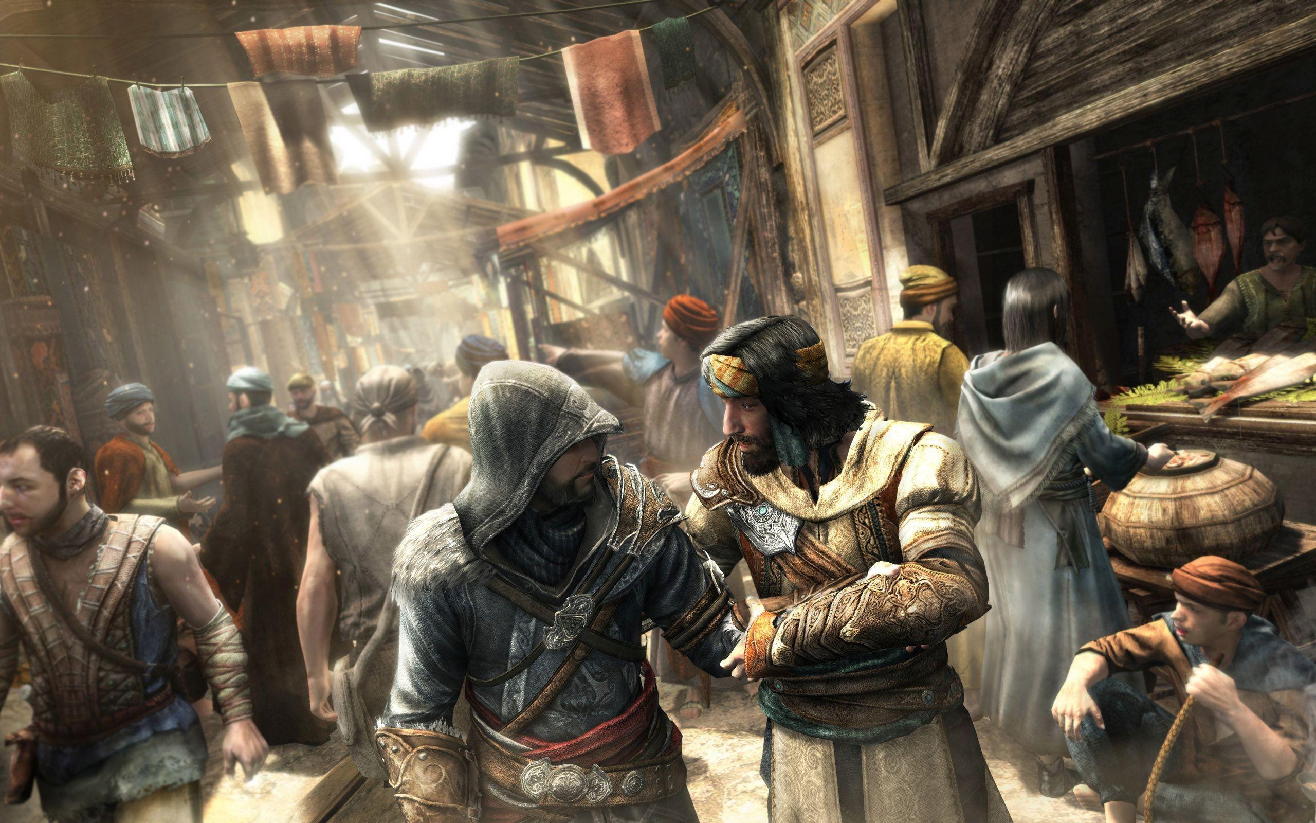 … Assassin's Creed: Revelations HD Wallpaper 2560×1600