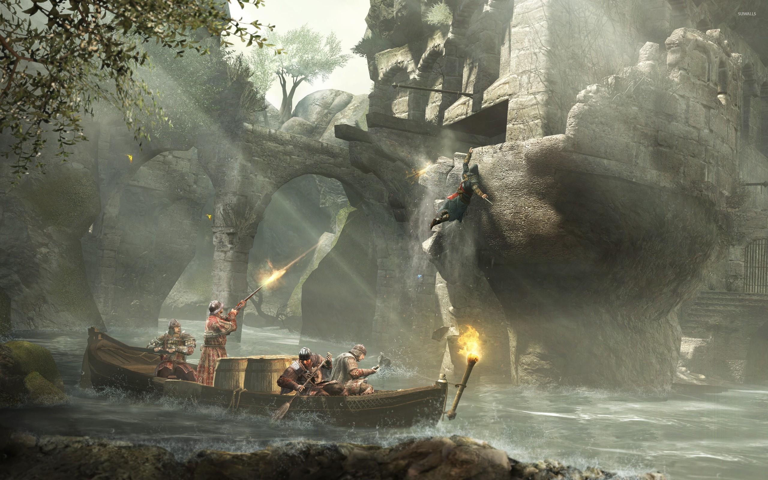 Assassin's Creed: Revelations [17] wallpaper
