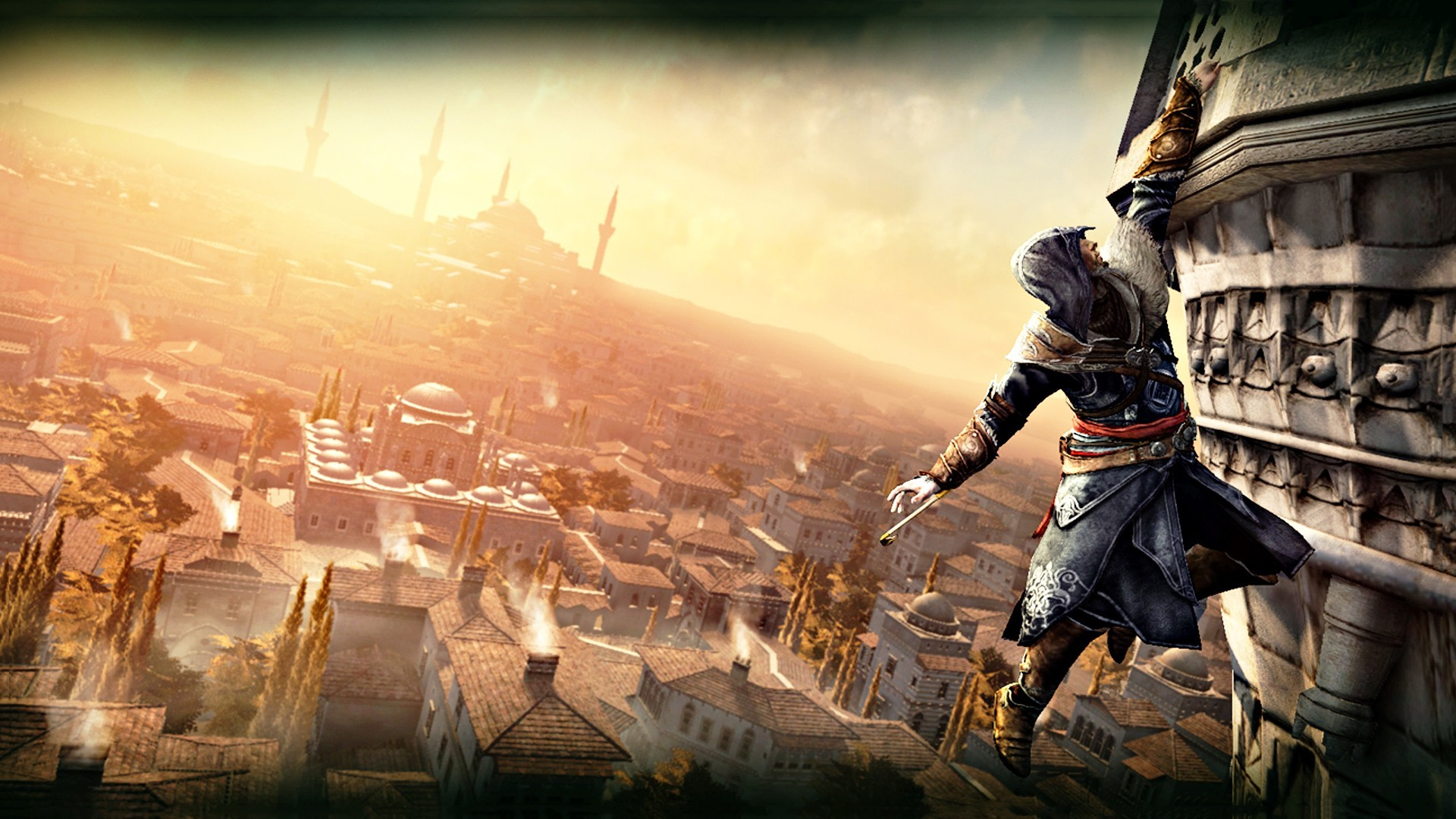 Assassins Creed: Revelations, Istanbul Wallpapers HD / Desktop and Mobile  Backgrounds
