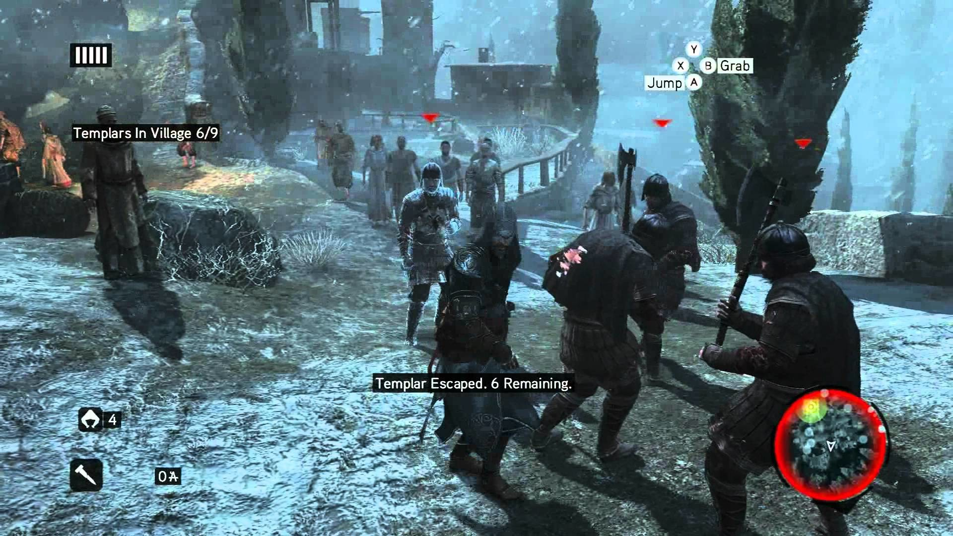 Assassin's Creed Revelations PC Gameplay HD6870 – 1080p