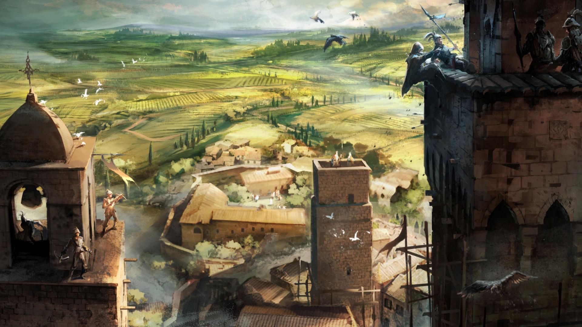 Assassins Creed Revelations wallpaper 3