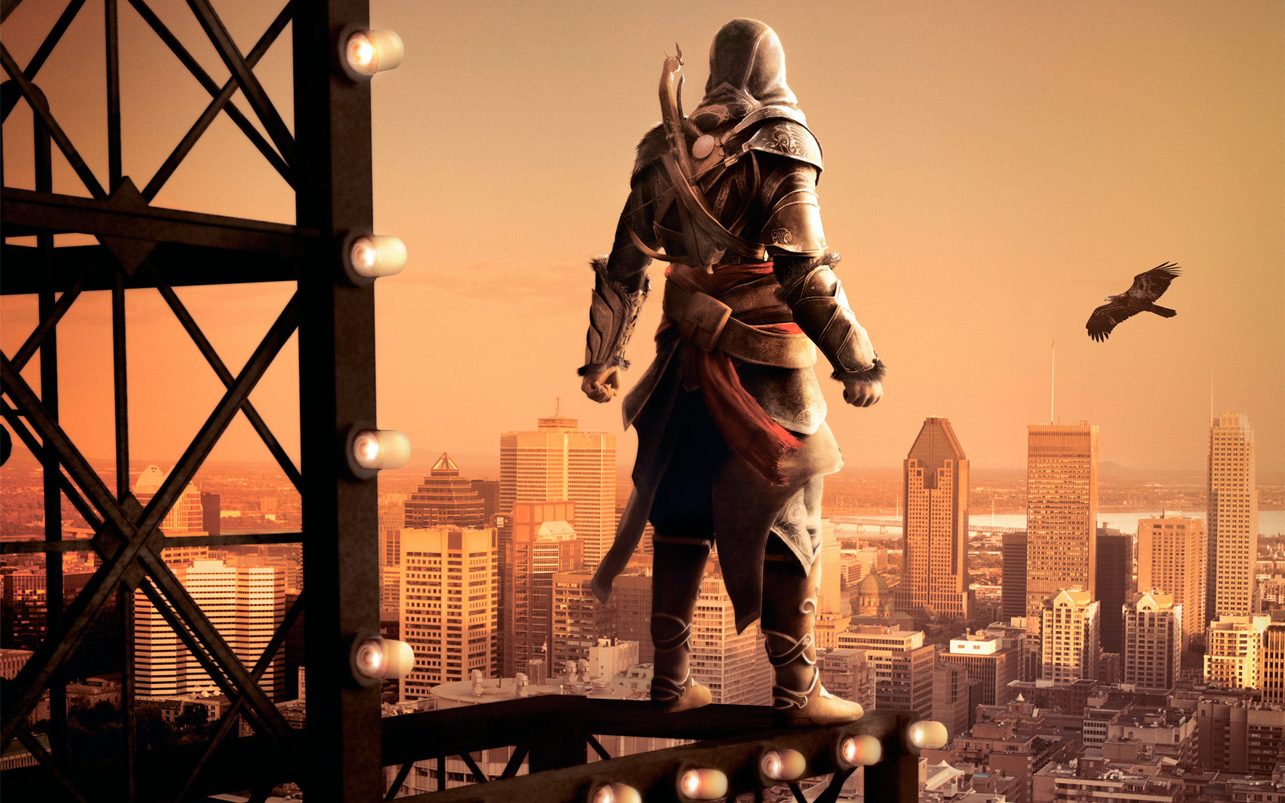 Assassin's creed revelations in Monreal