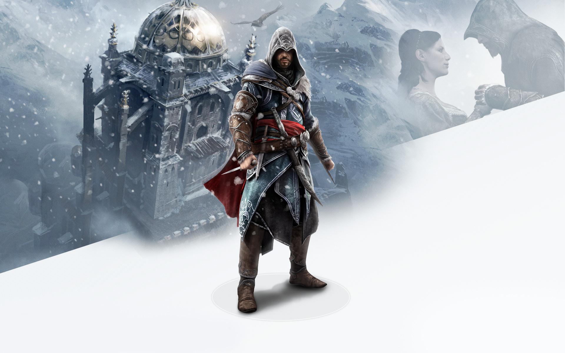 Ezio Assassin's Creed Revelations