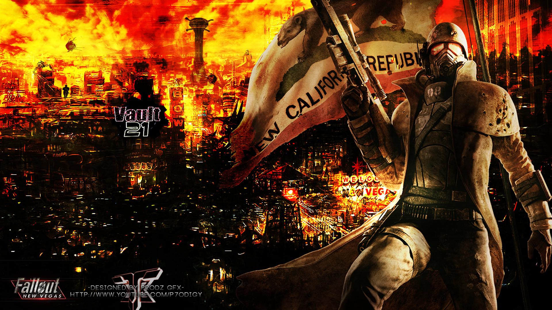 Fallout New Vegas Wallpaper Hd. Fallout New Vegas Desktop Background  HDby imProDzGFX
