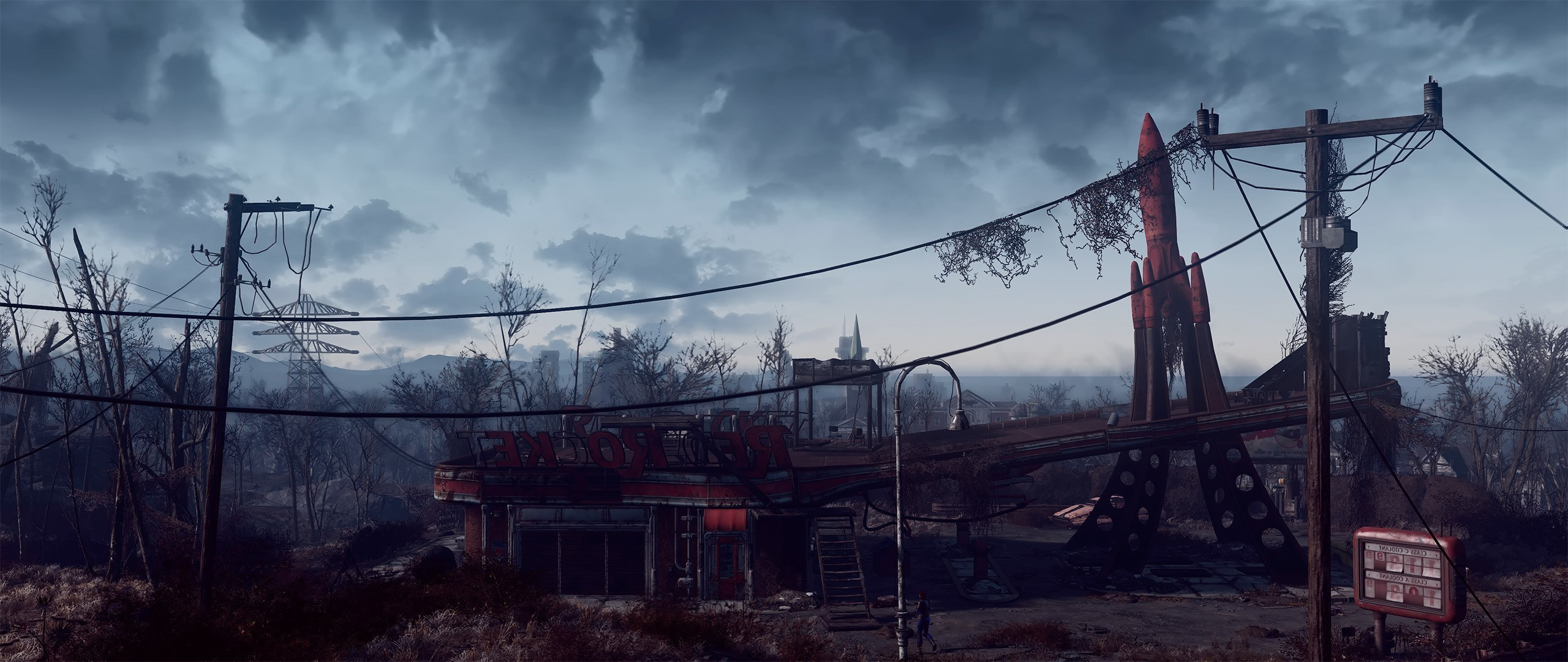 Fallout 4, Artwork, Video Games, Fallout Wallpapers HD / Desktop and Mobile  Backgrounds