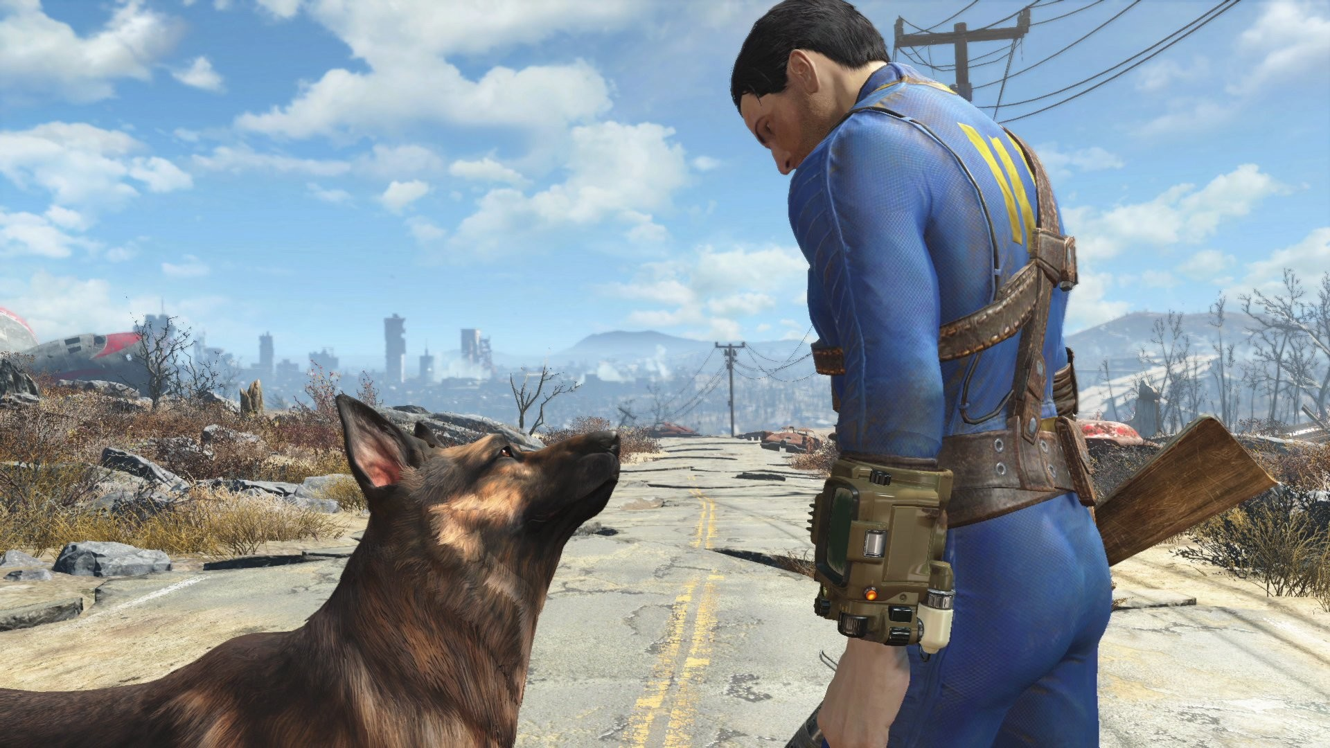 HD Wallpaper | Background ID:599182. Video Game Fallout 4