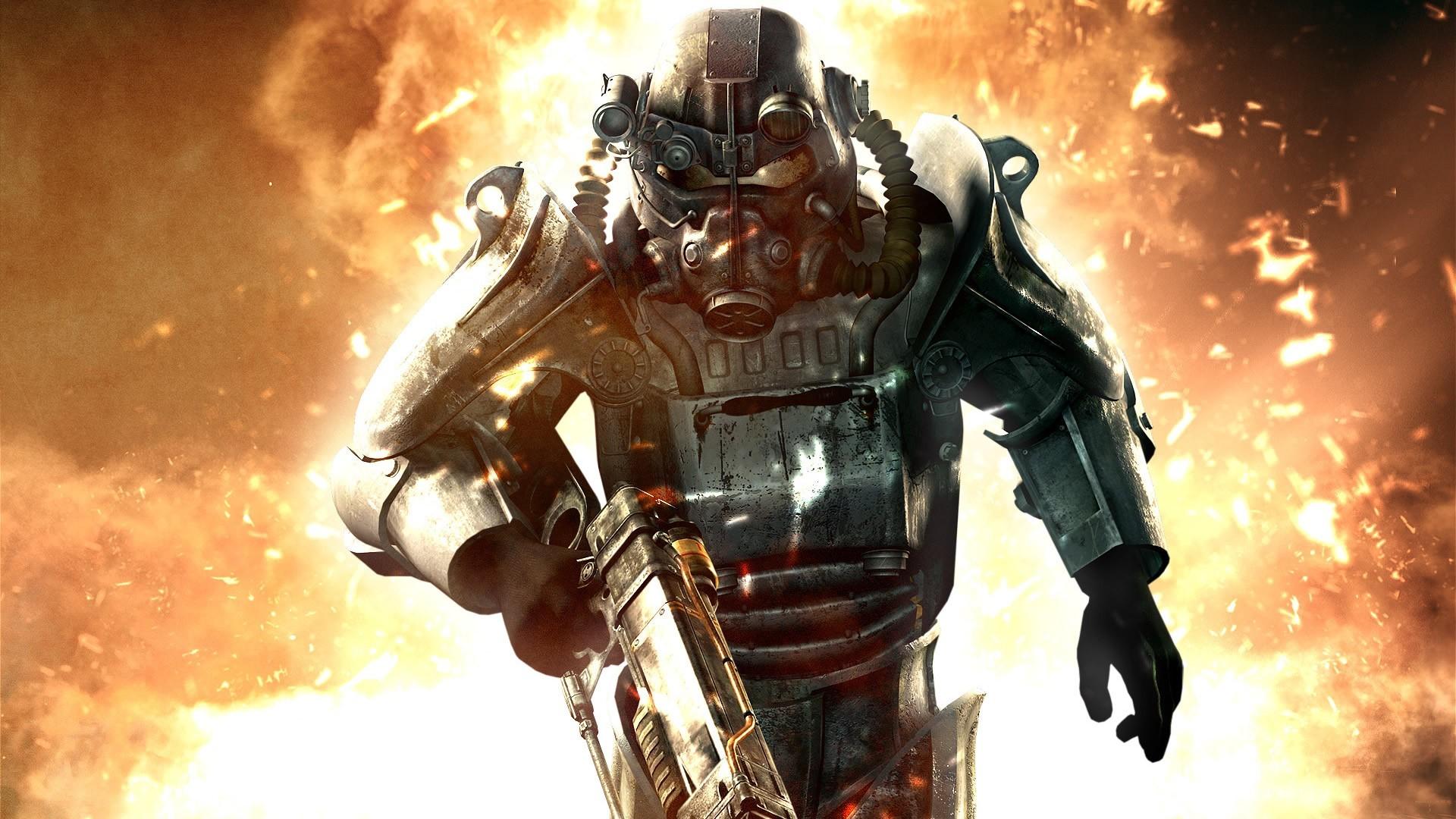Fallout 4 Game HD wallpaper