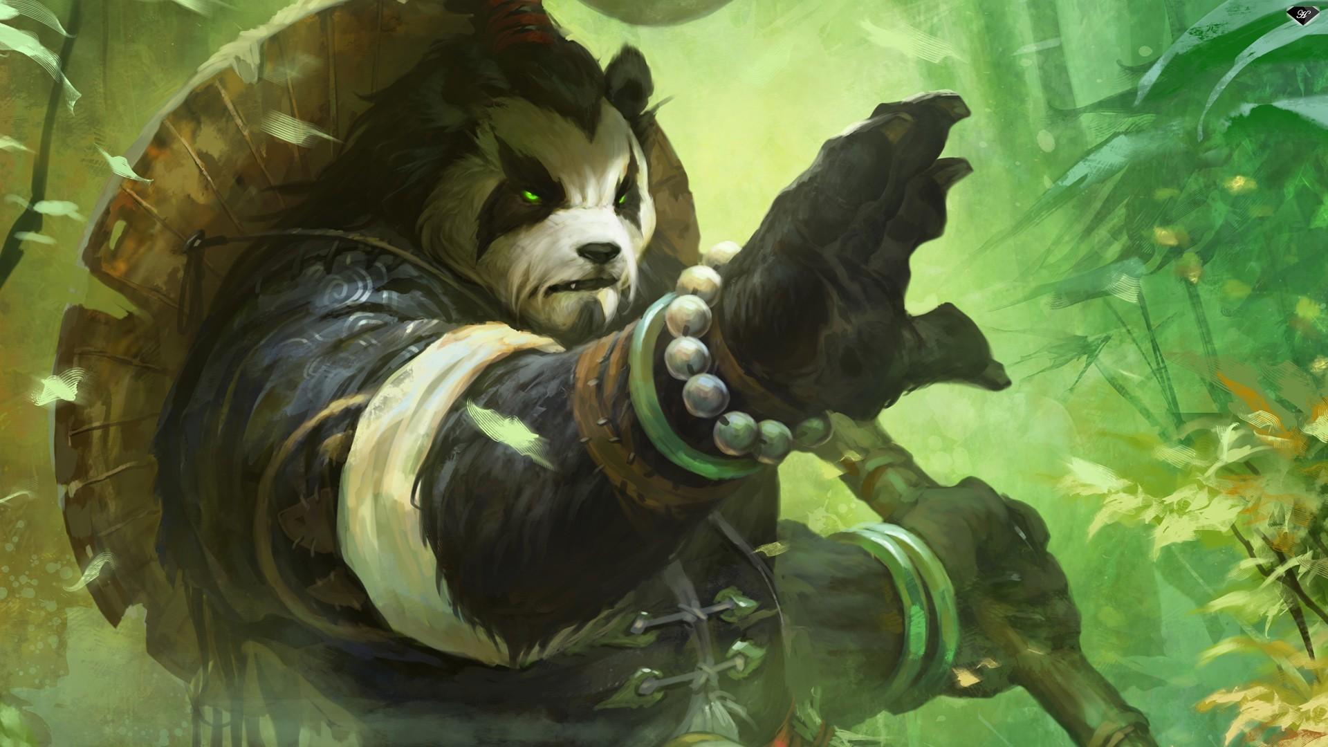 Panda World of Warcraft. 1920×1080. Pokemon Gameboy Wallpaper