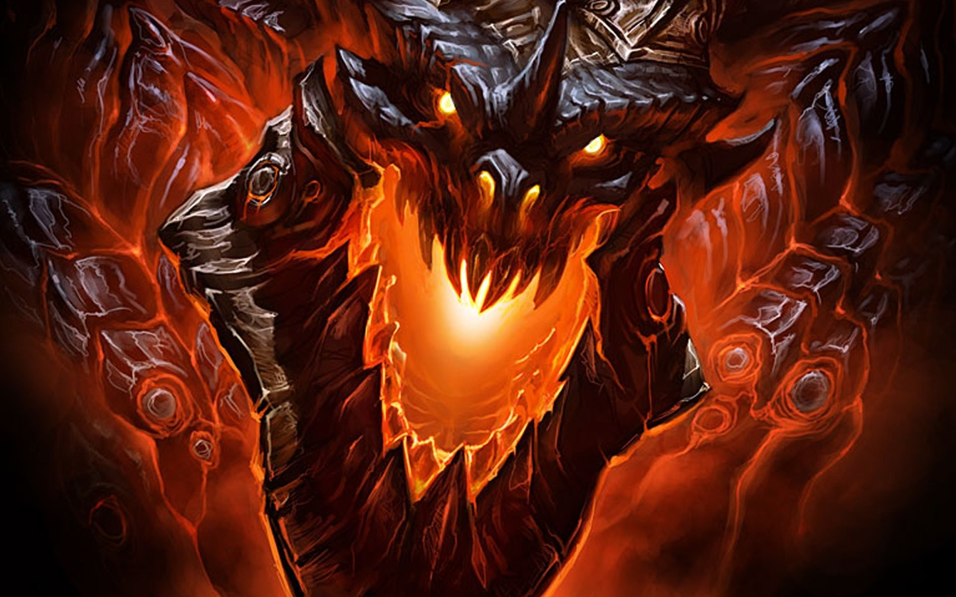 World Of Warcraft 1366X768