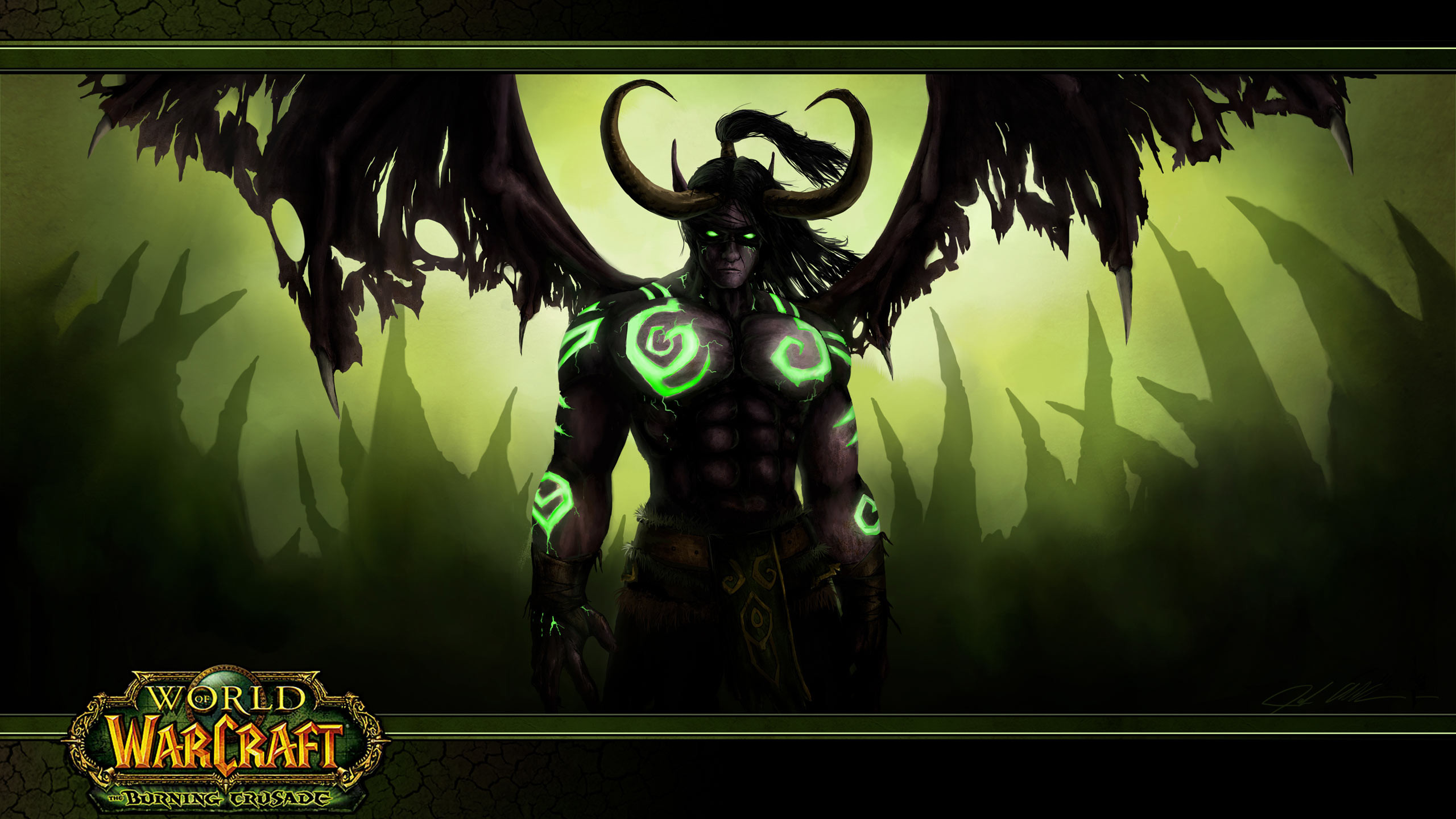 23 World Of Warcraft: The Burning Crusade HD Wallpapers   Backgrounds –  Wallpaper Abyss