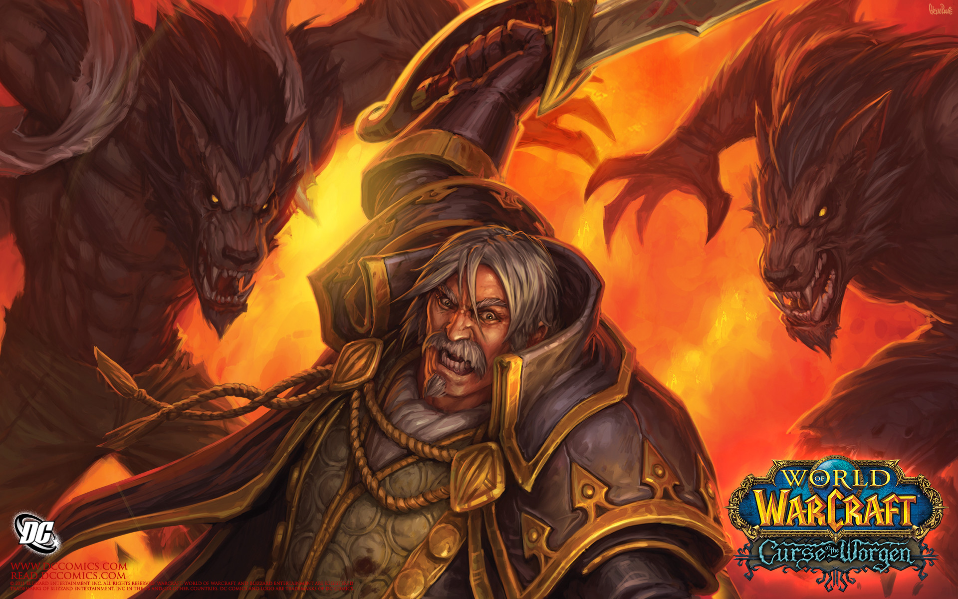 1 World Of Warcraft: Curse Of The Worgen HD Wallpapers   Backgrounds –  Wallpaper Abyss