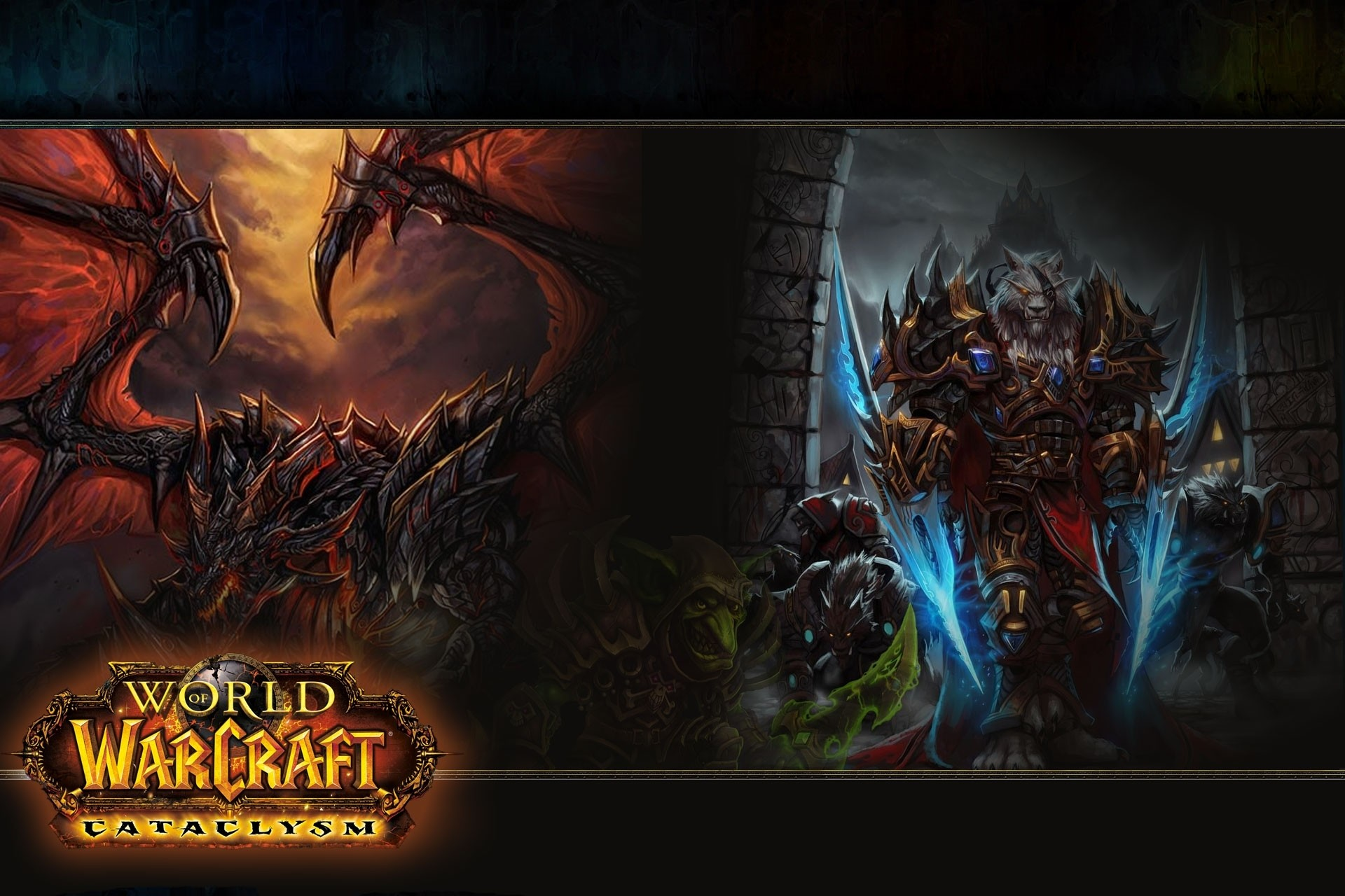 Video Game – World Of Warcraft: Cataclysm Wallpaper